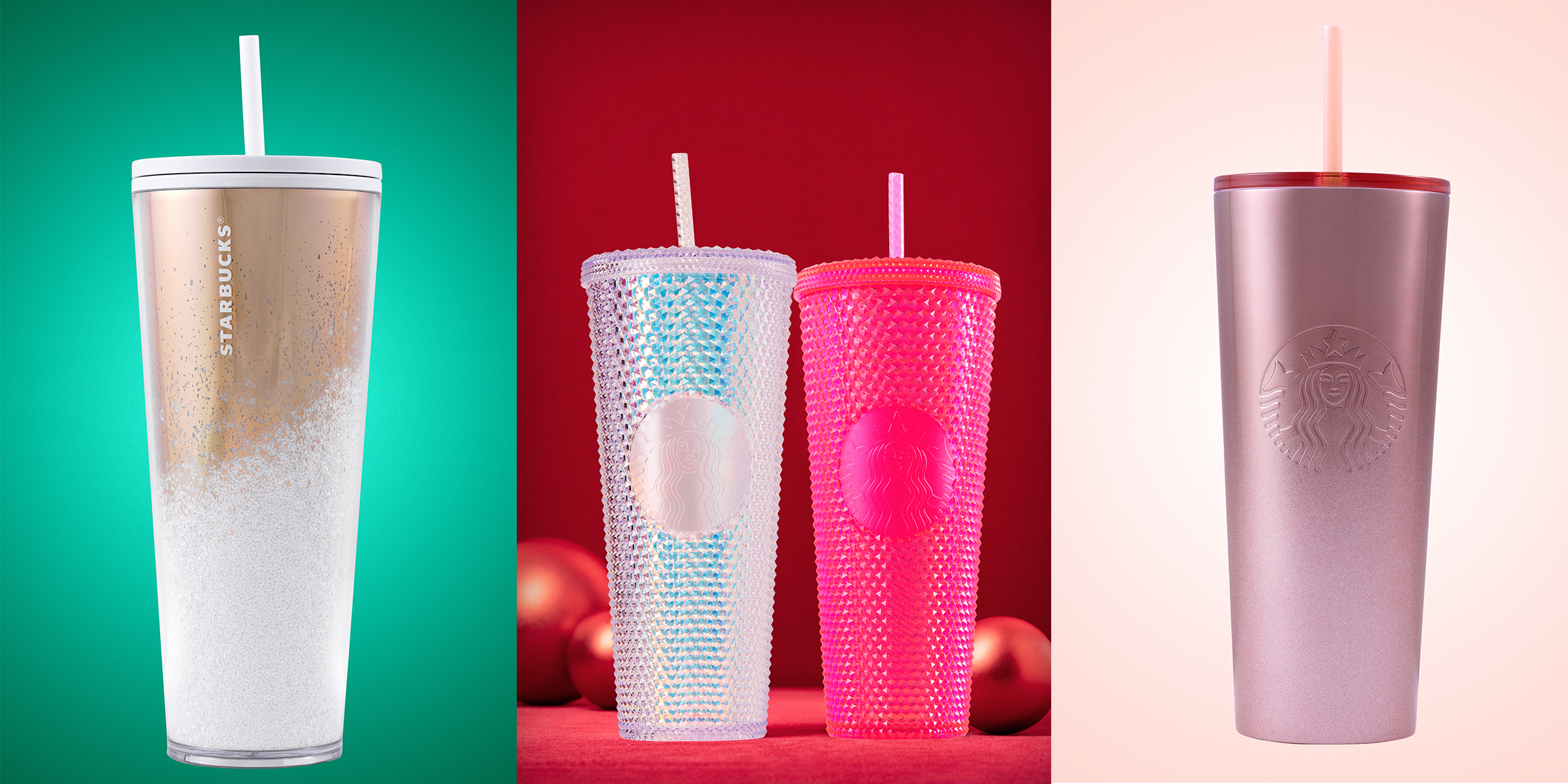 Starbucks Just Debuted New Holiday Cups And They Are Totally