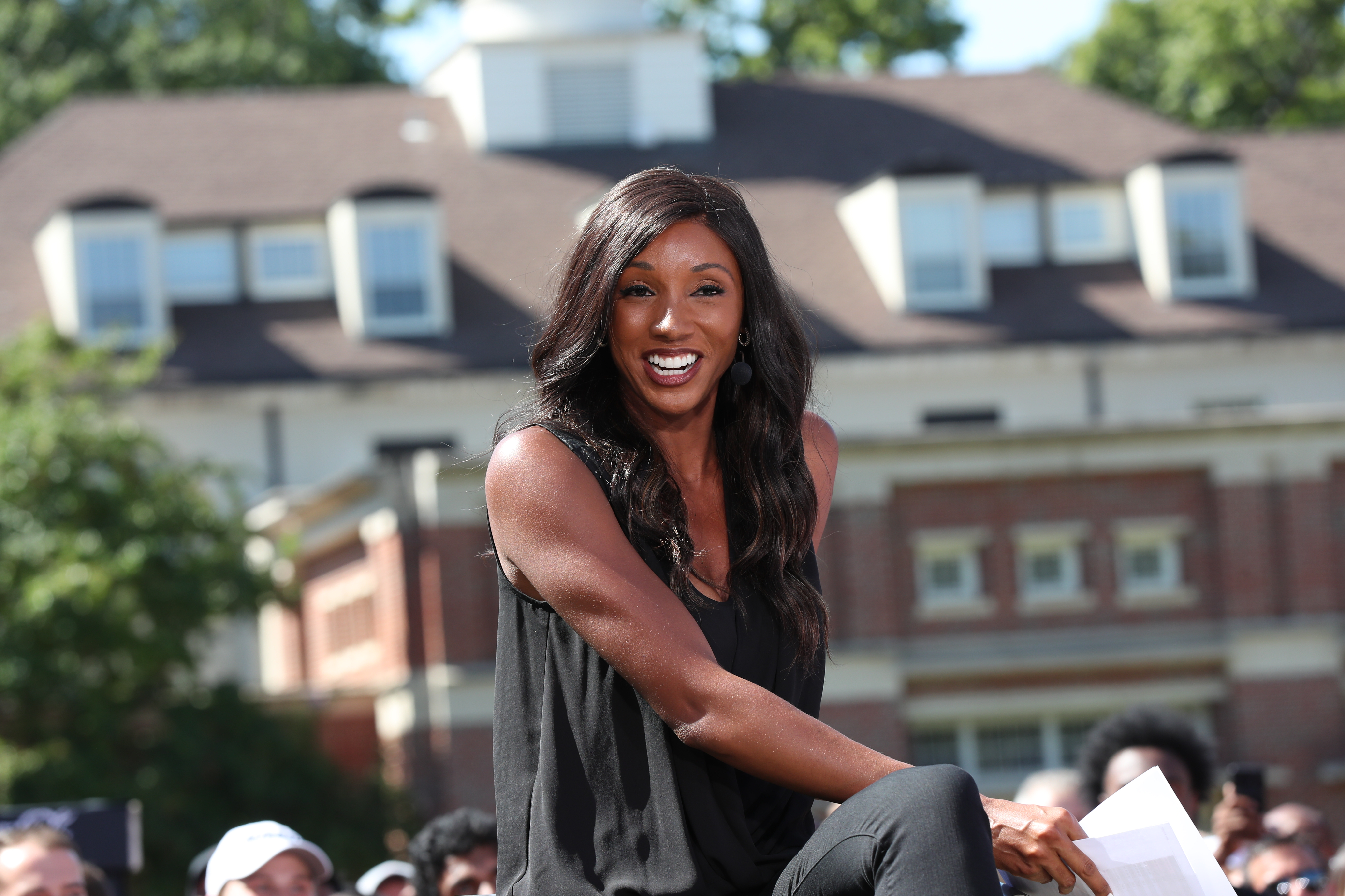 Espn S Maria Taylor Has A Message For Women Who Want To Work In Sports