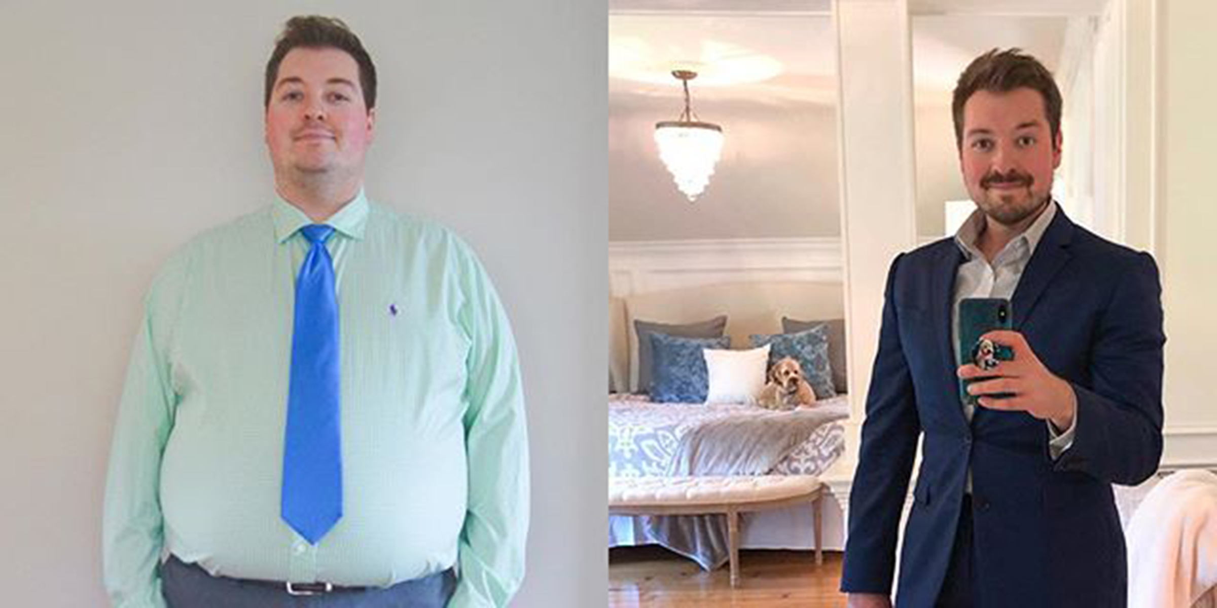 Doctor loses 125 pounds by intermittent fasting: How I keep it off