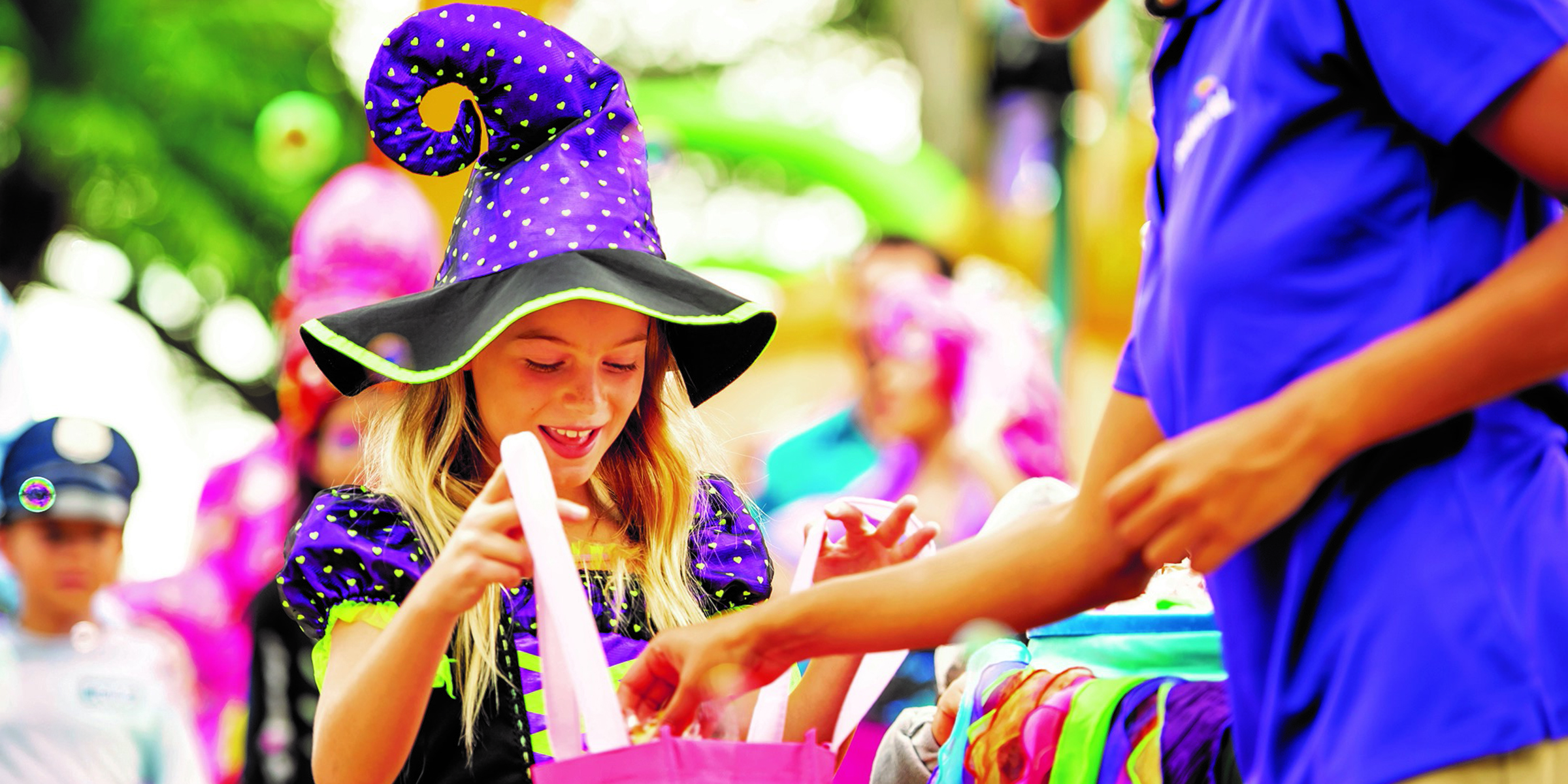 4 Halloween events at central Florida theme parks for kids