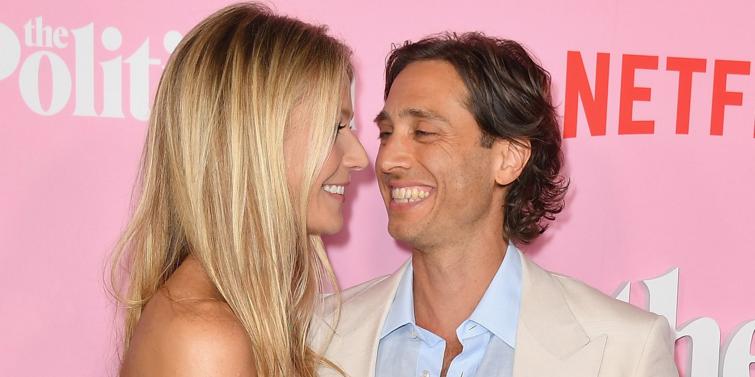 Gwyneth Paltrow Explains Why It Took A Year To Move In With Husband