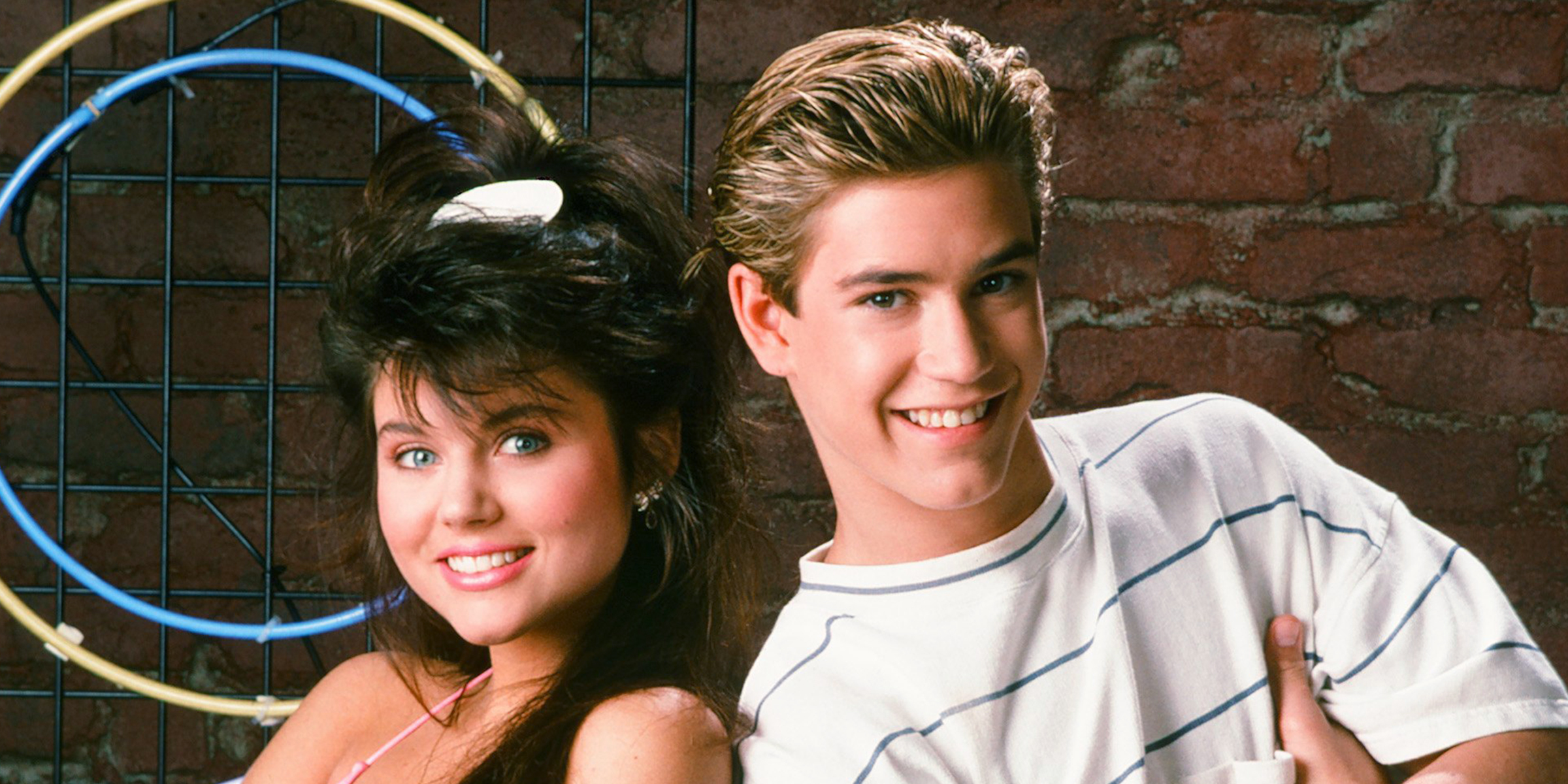 Tiffani Thiessen says she won't be on the 'Saved by the Bell' reboot