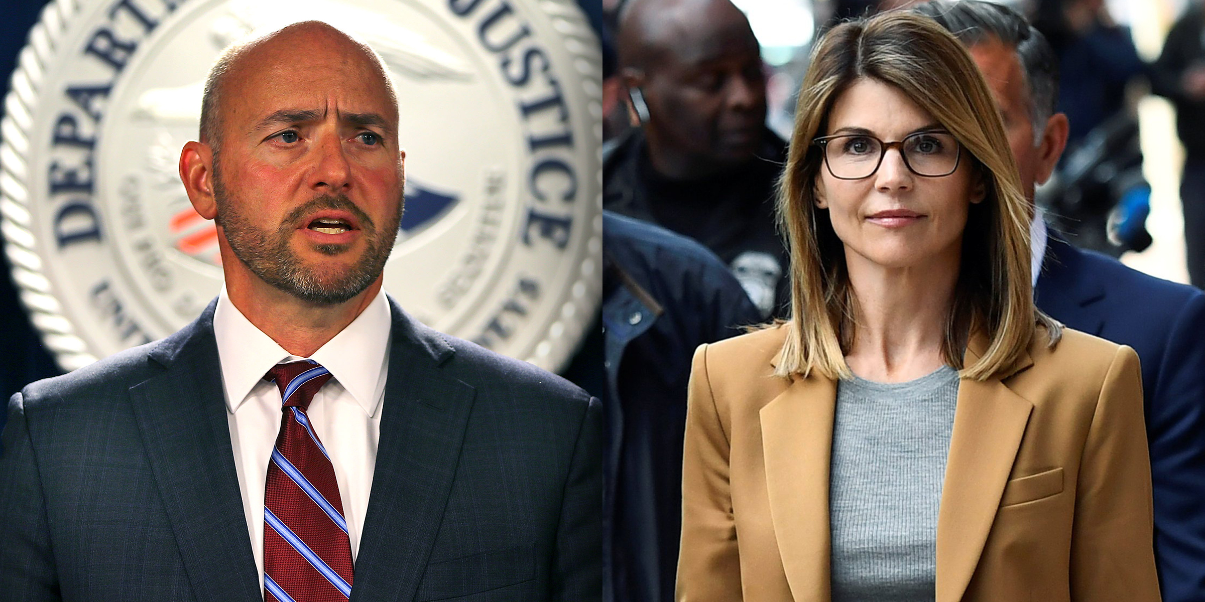College admissions scam prosecutor speaks out on what's ahead for Lori Loughlin