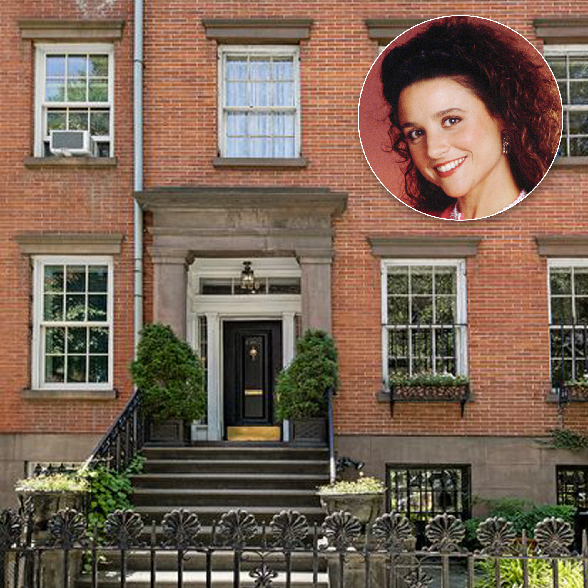 Elaine S Townhouse From Seinfeld Is For Sale See Inside