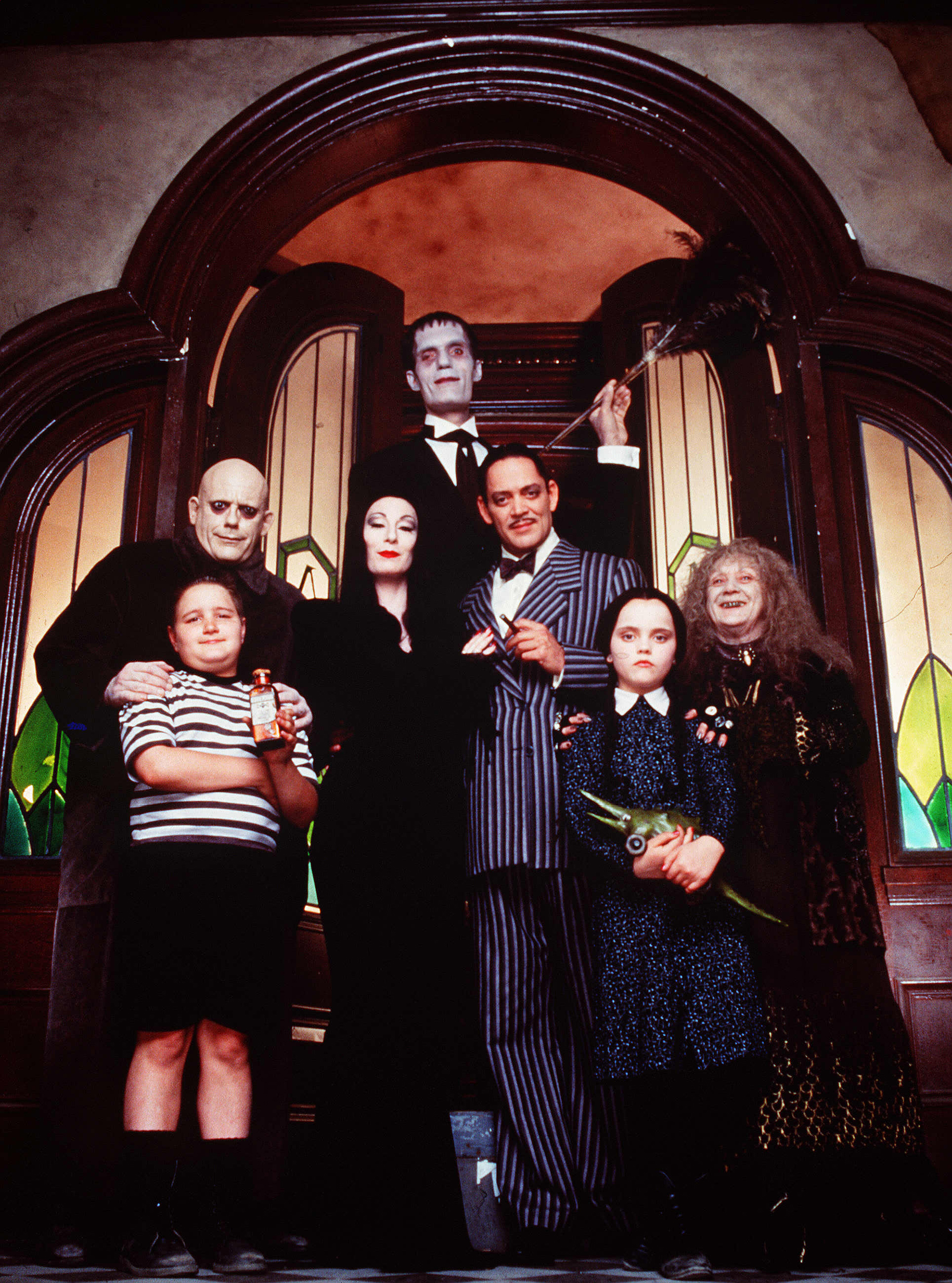The Addams Family Is Having Houseguests Here S How You Can Stay Overnight
