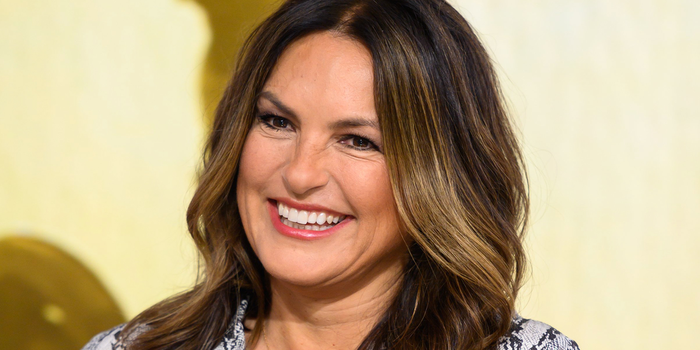 Why Mariska Hargitay feels 'privileged' to play Olivia Benson on 'SVU'