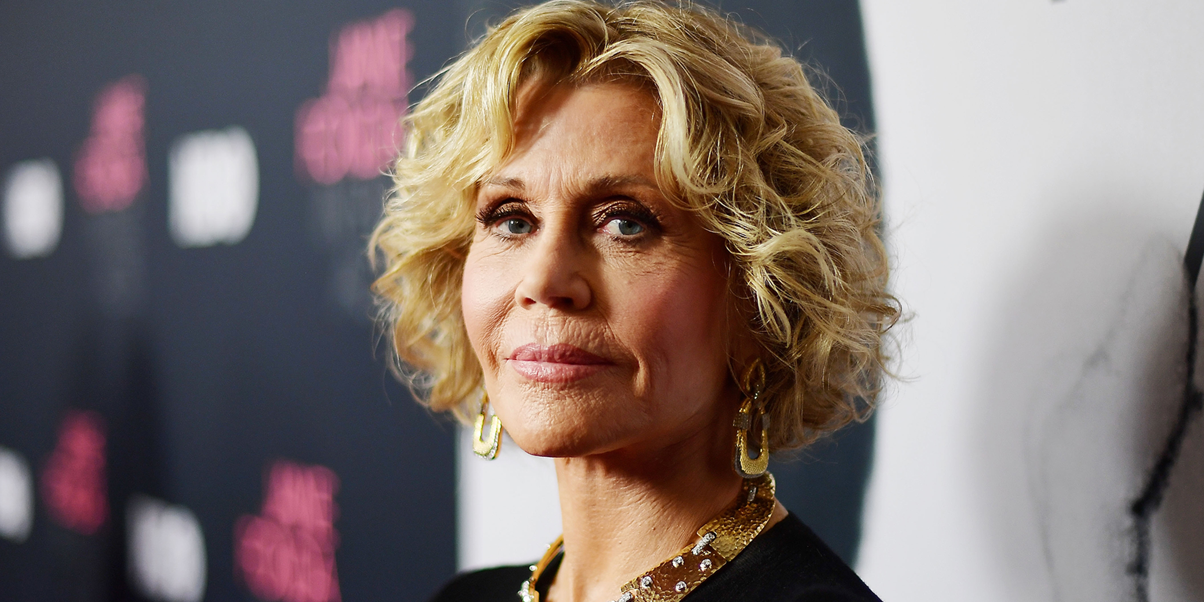 Jane Fonda arrested in climate change protest on US Capitol steps
