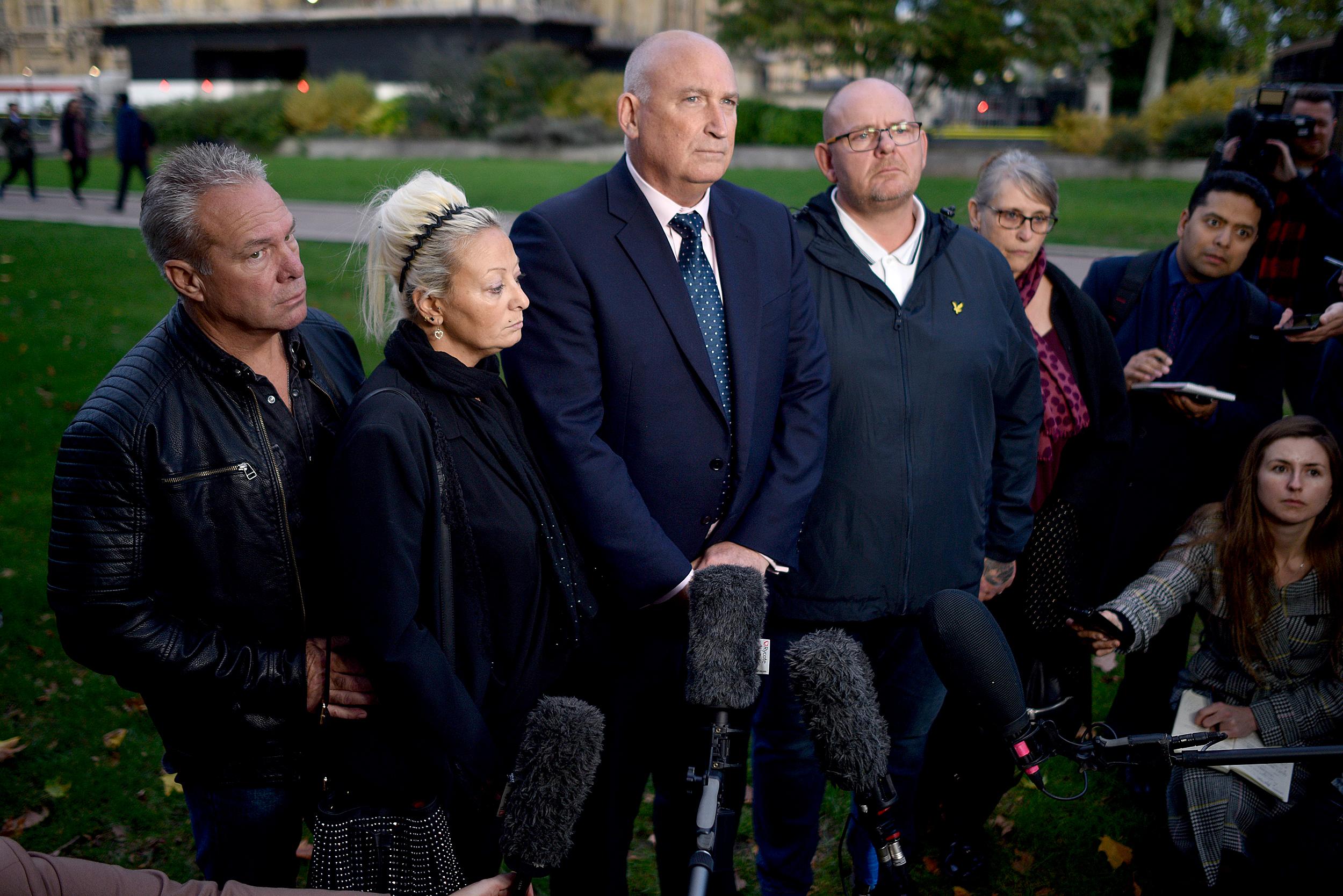 U.K. family resolve civil claim against U.S. diplomat's wife over fatal crash