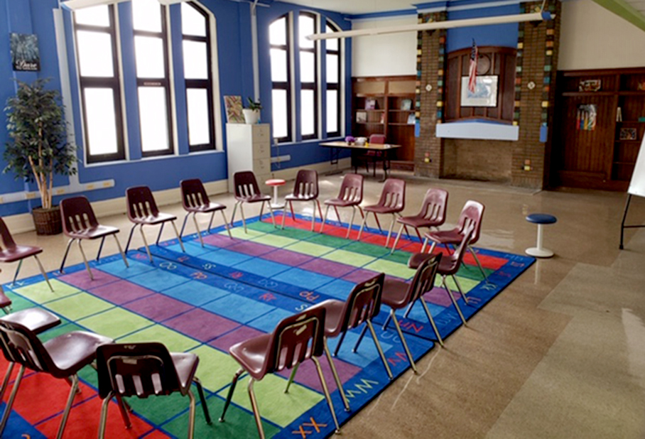 Detroit school officials adopt new policy to reduce soaring classroom suspensions