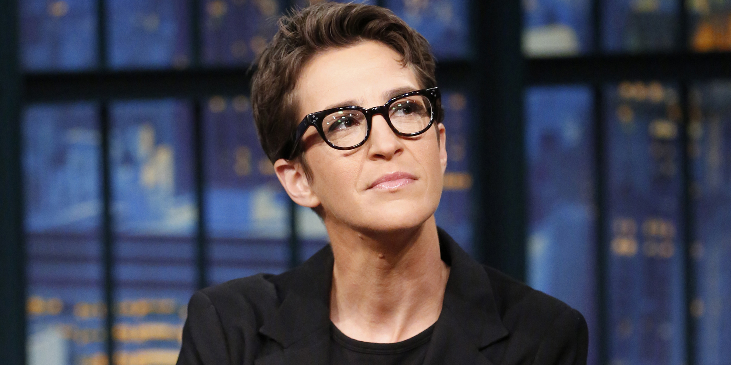 Rachel Maddow opens up to Marc Maron about her depression
