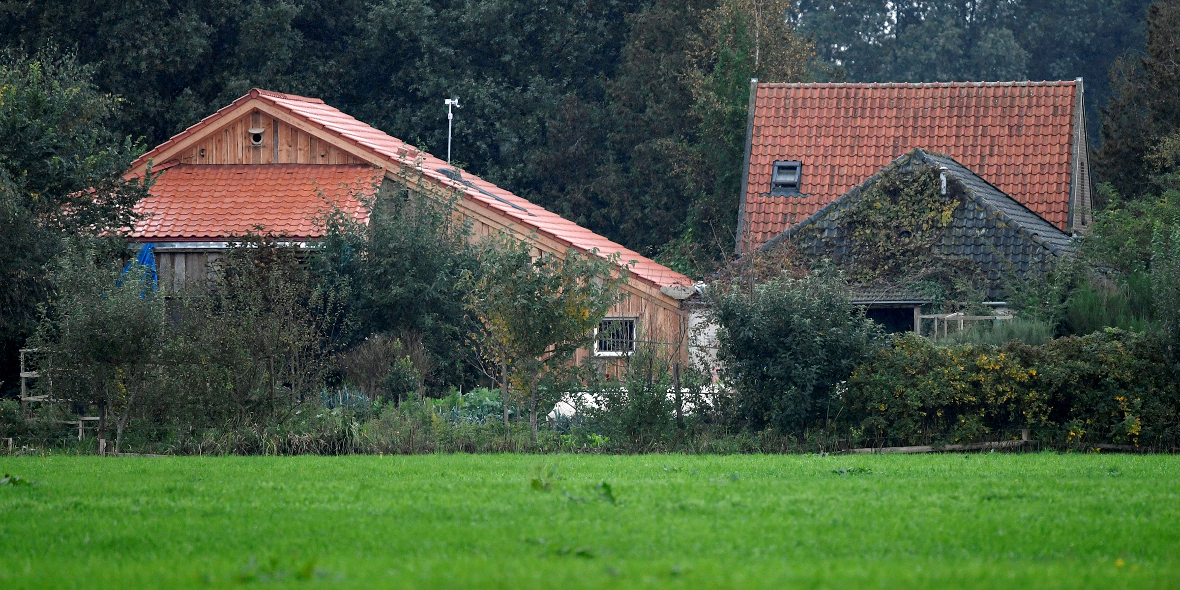 Dutch police discover family locked away for 9 years on farm