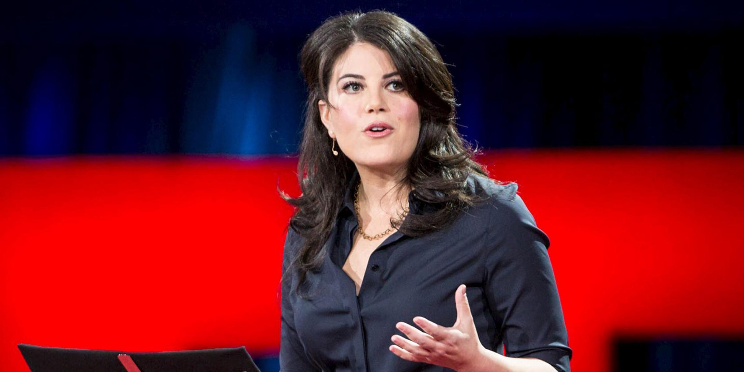 Monica Lewinsky unveils powerful cyberbullying PSA, 'The Epidemic'