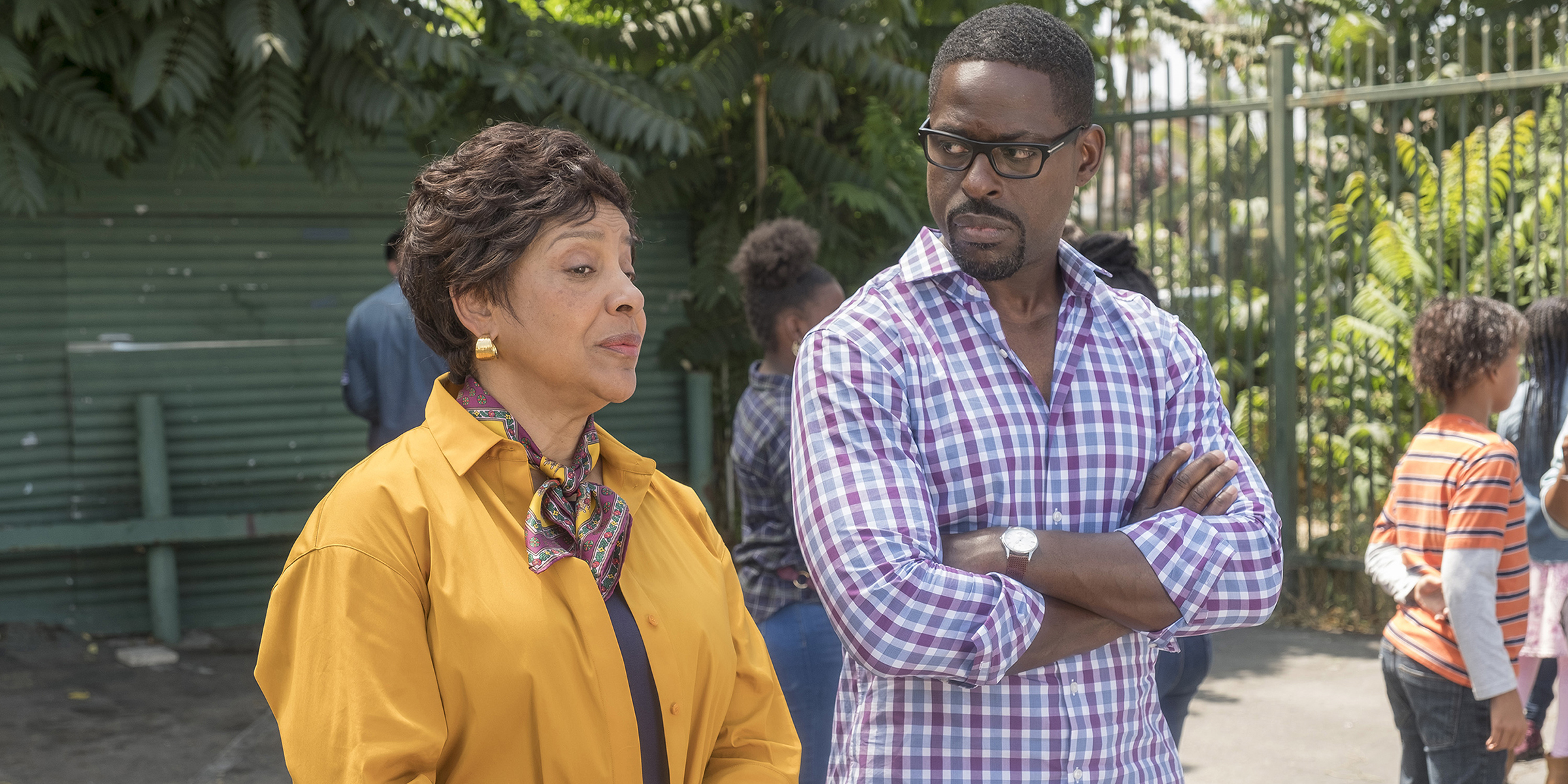Randall and Beth's mom duke it out on 'This Is Us'