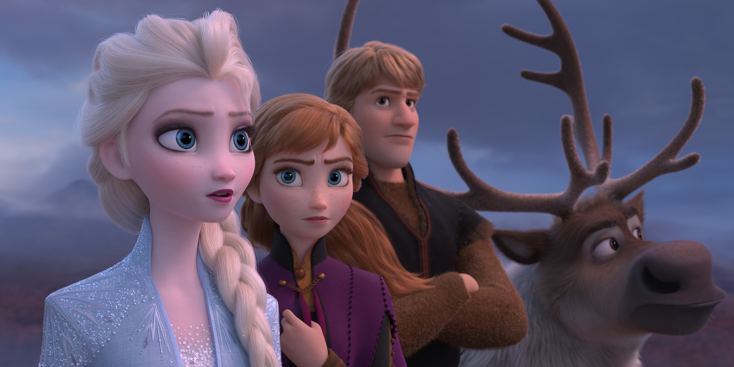 Kristen Bell shares clip of new 'Frozen 2' song