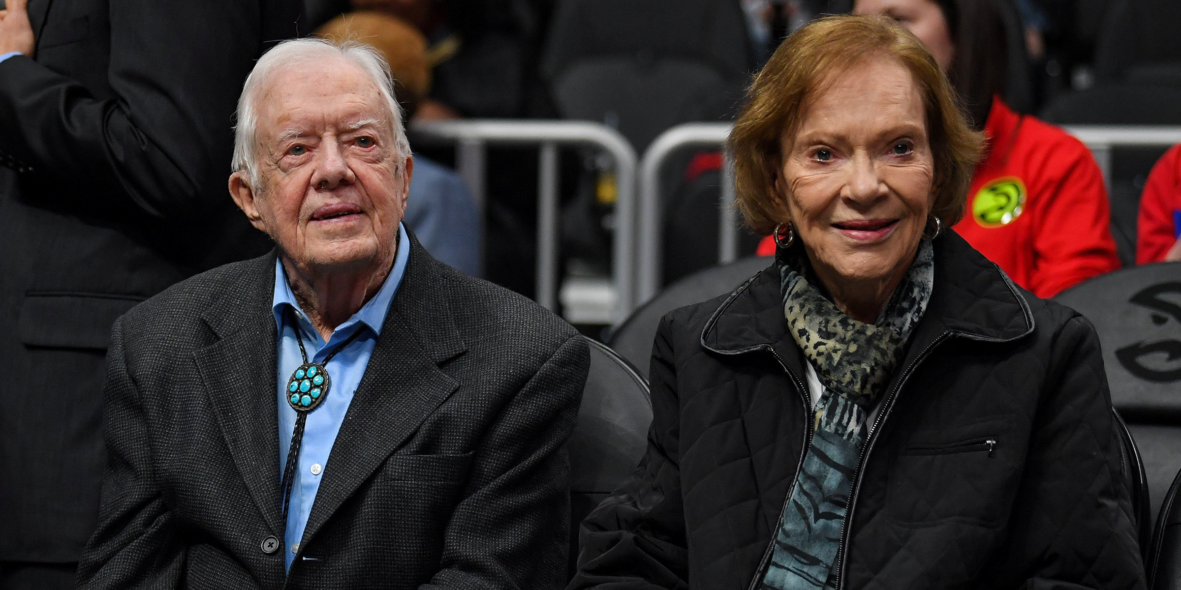 Jimmy And Rosalynn Carter Are Now The Longest Married Presidential Couple