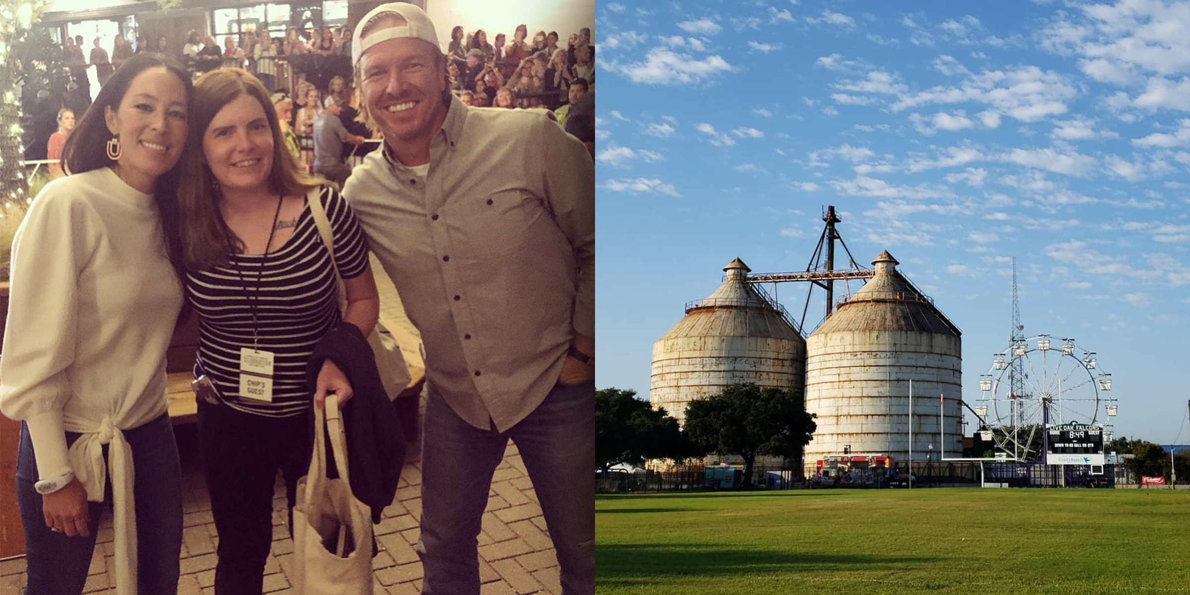 Silobration: Chip and Joanna Gaines thank fans for a 'magical' 5th annual event