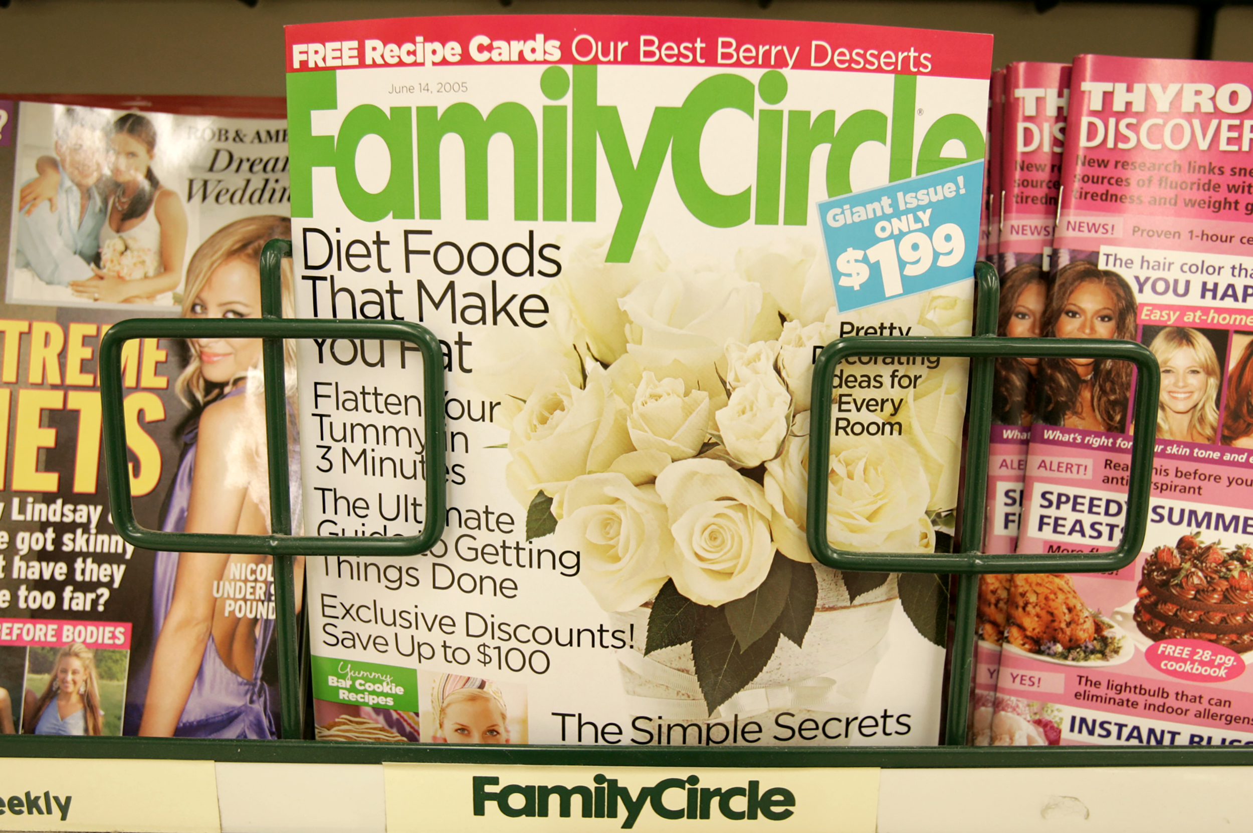 Family-Circle,-a-pillar-of-women's-magazines,-shuts-down-after-87-years