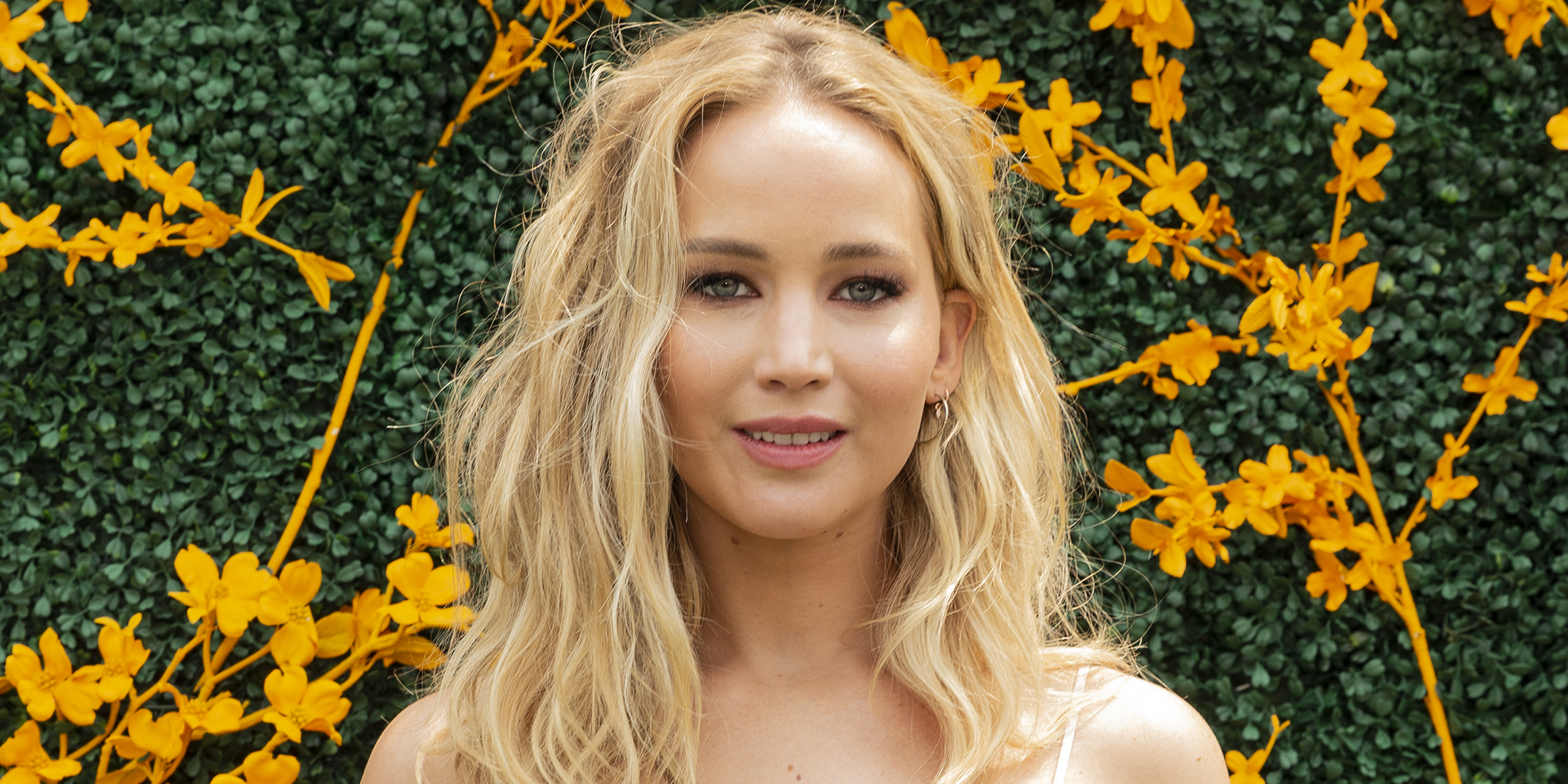 Jennifer Lawrence is married! Actress ties the knot with boyfriend Cooke Maroney
