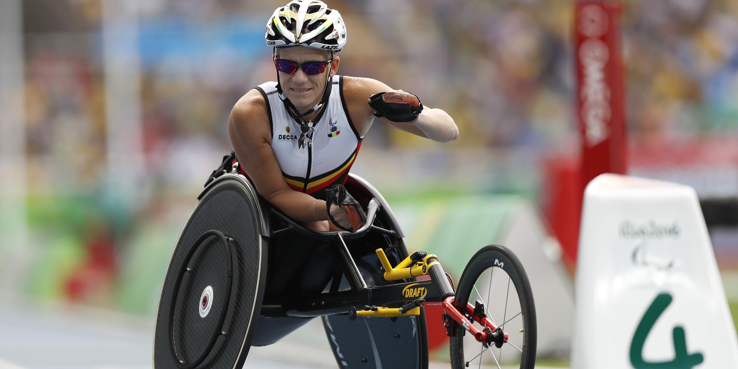 Paralympic champion Marieke Vervoort ends her life in Belgium