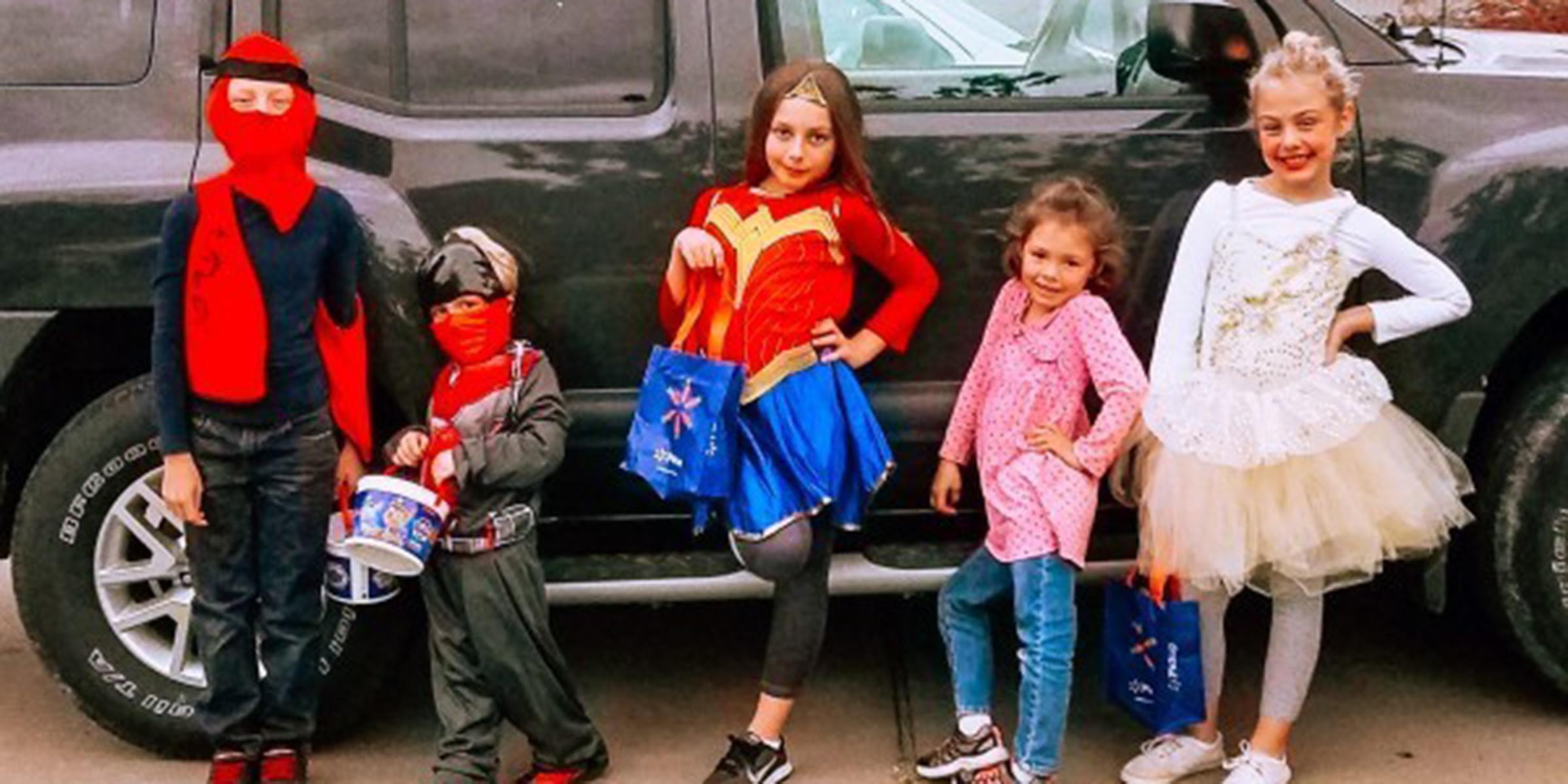 11 last,minute Halloween costume ideas for kids