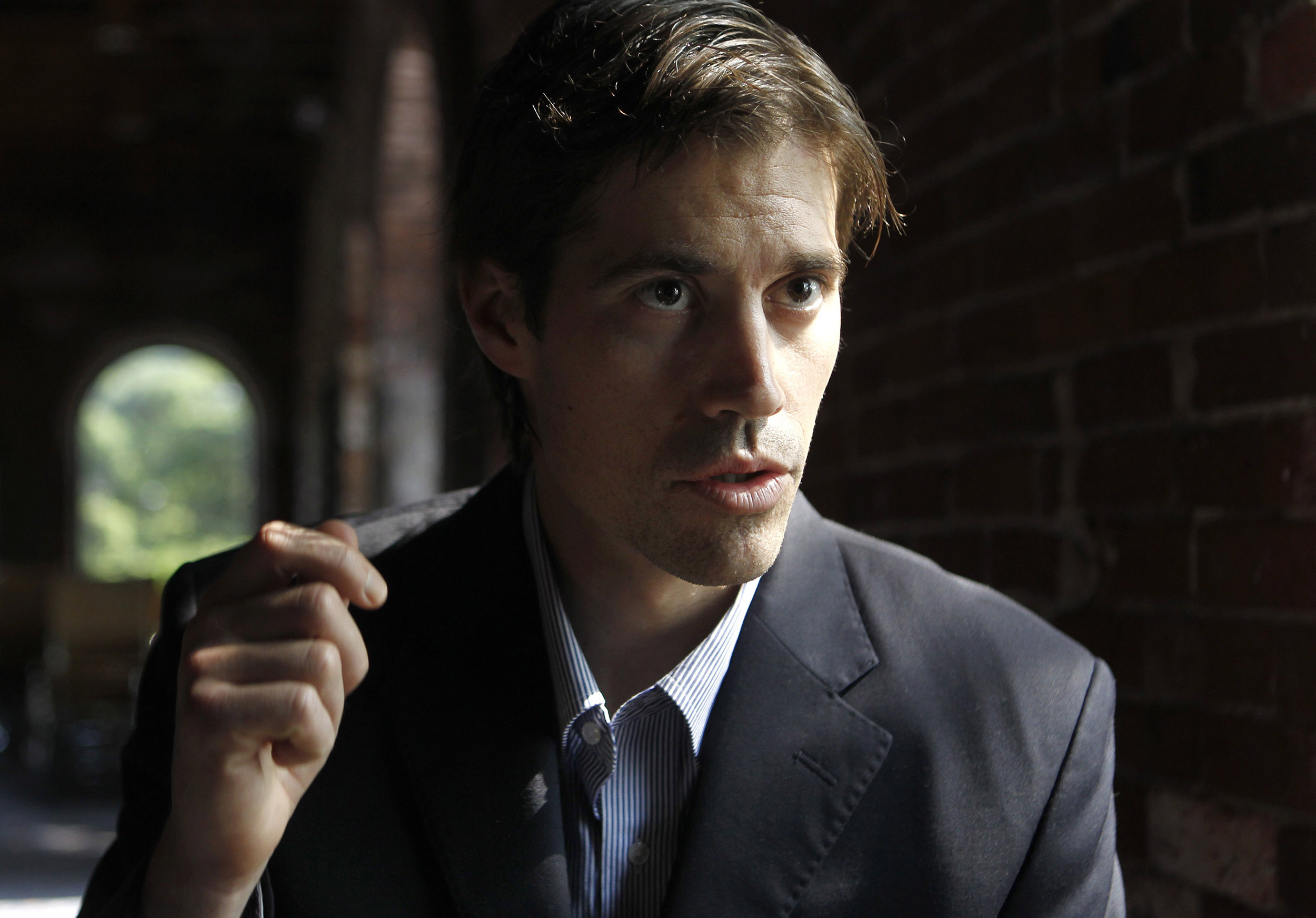 Image: Journalist James Foley