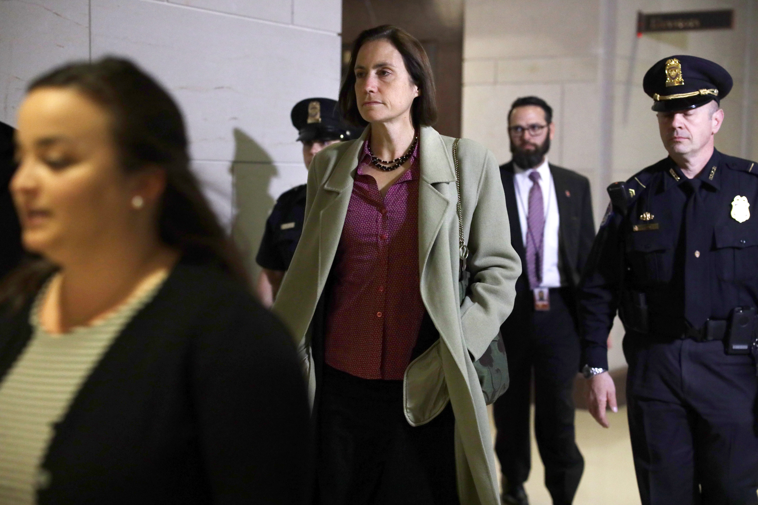 Impeachment Inquiry: Transcripts Released