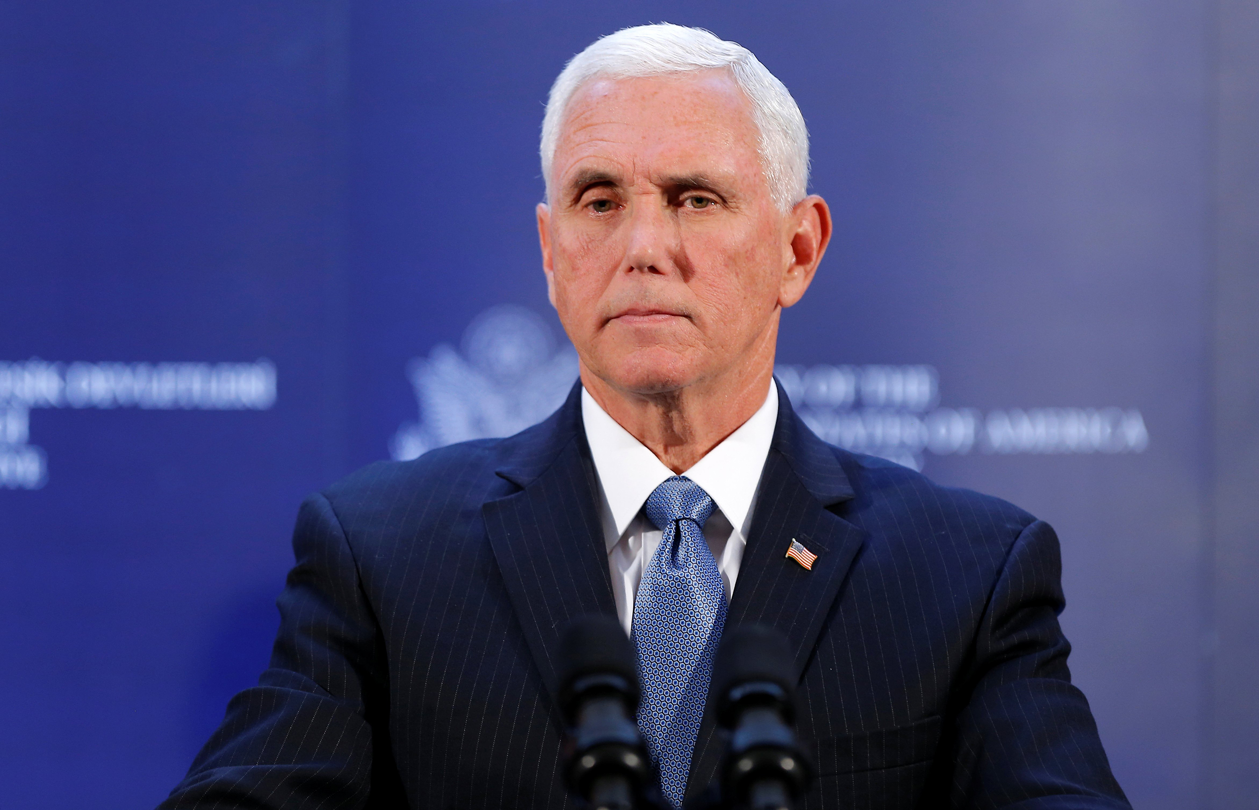 Transcript What About Pence
