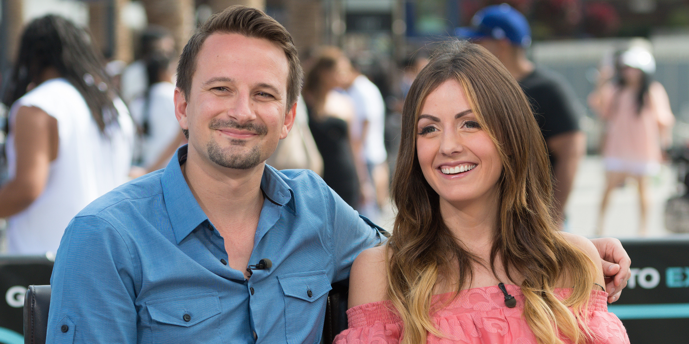 Third celebrity couple gives their child the uncommon name 'Charlie Wolf'
