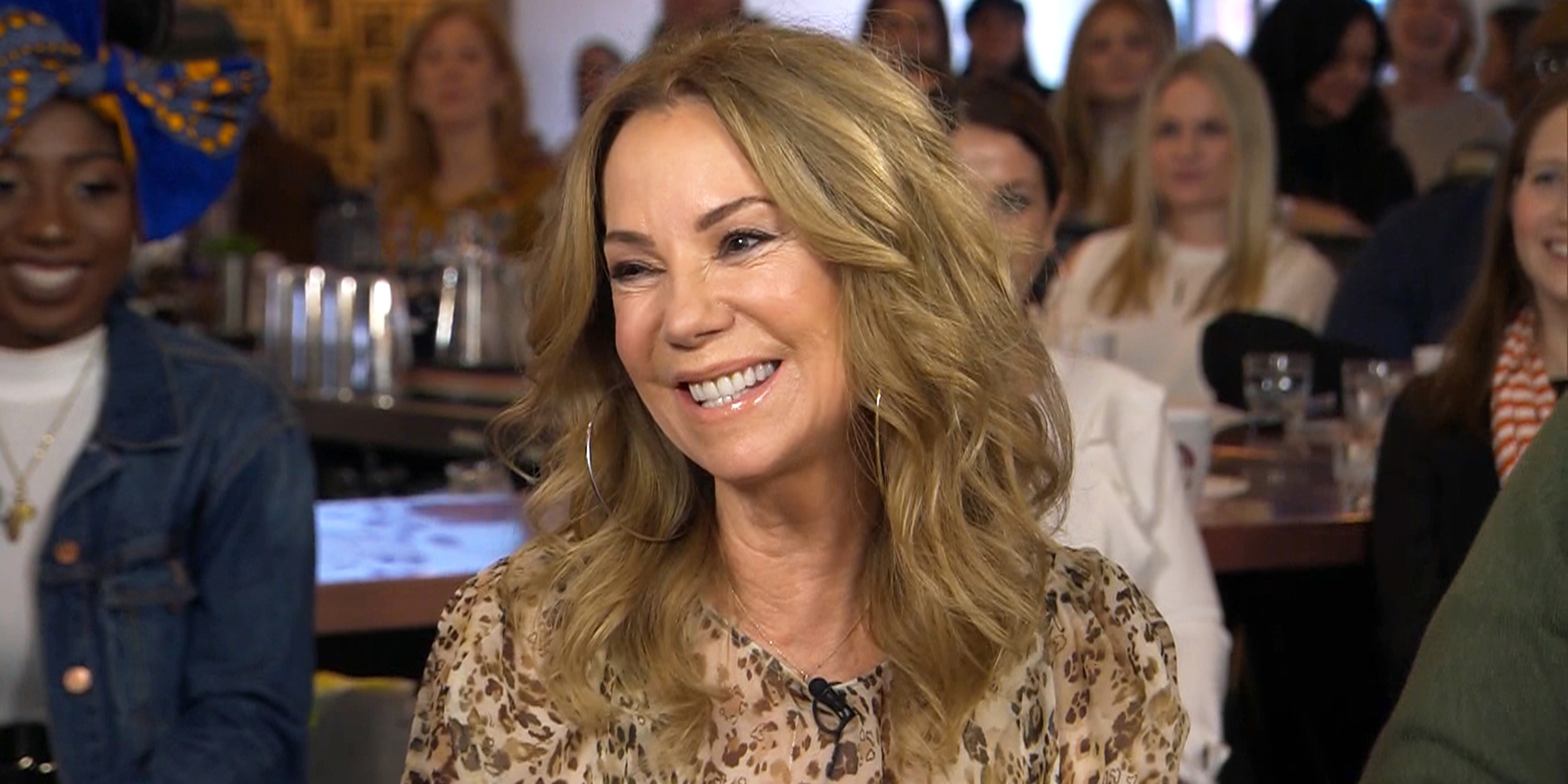 Kathie Lee Gifford Talk About Her Kids Getting Married