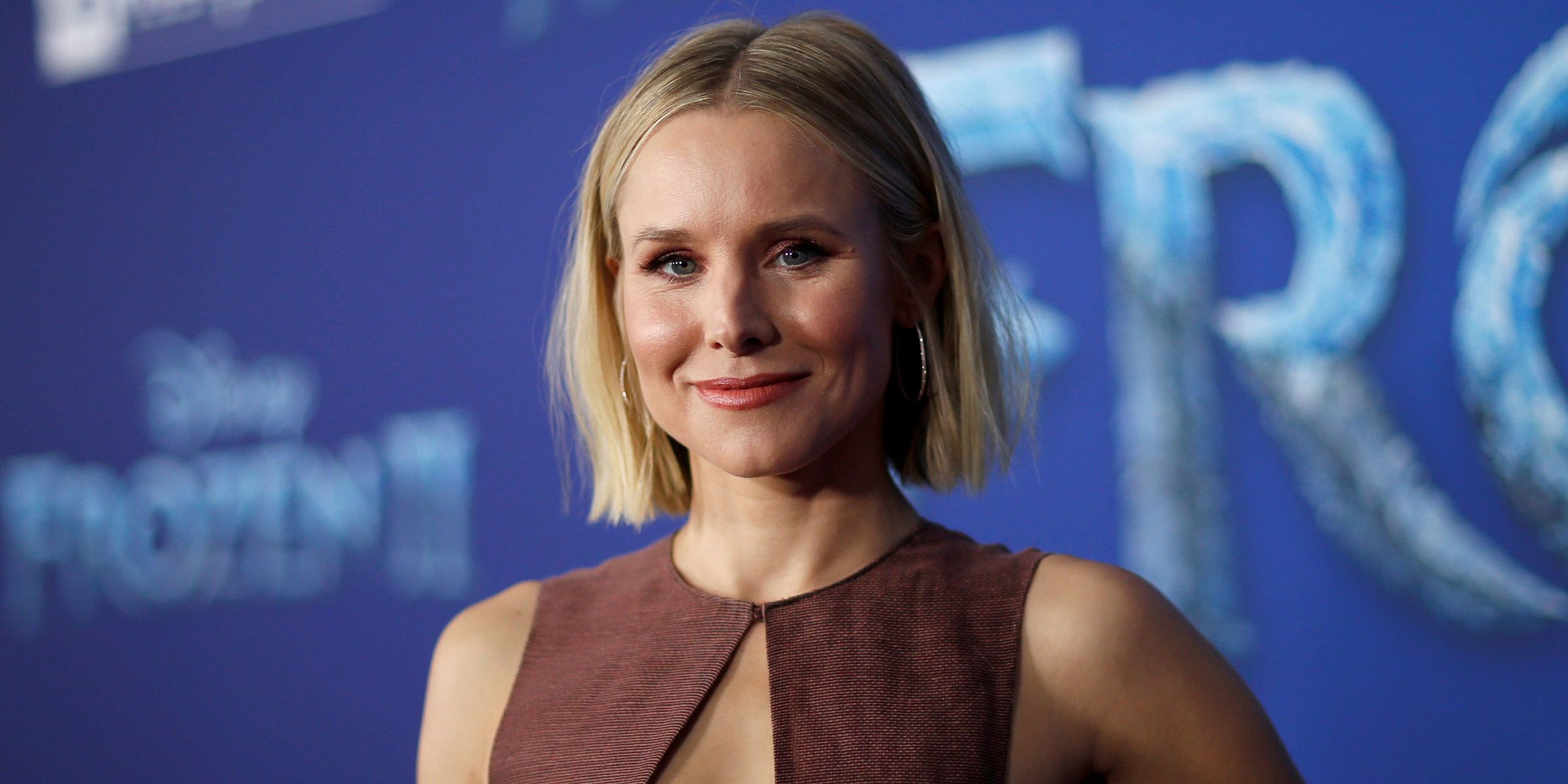Kristen Bell Uses Frozen Sisters Elsa And Anna To Discipline Her