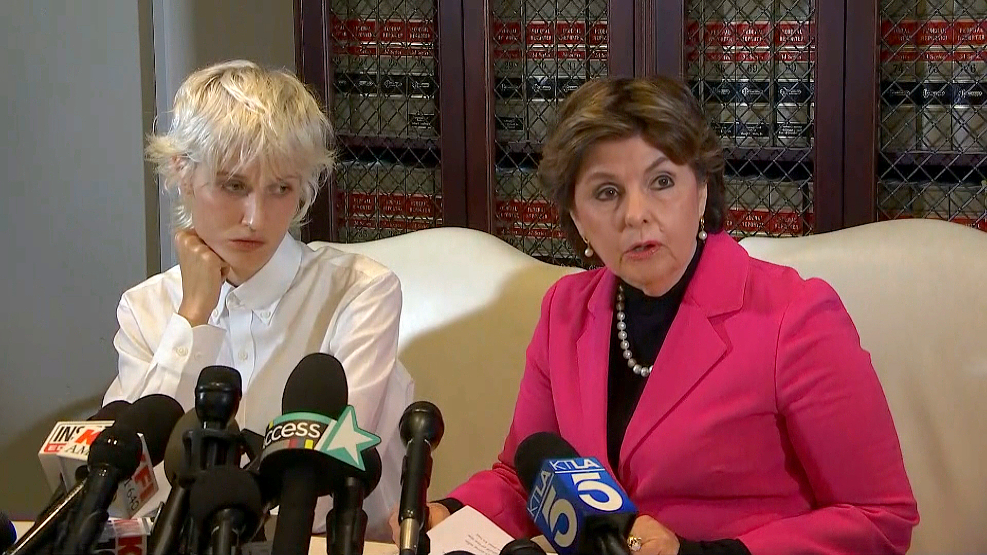 New Jeffrey Epstein Accuser Sues His Estate Calls On Prince