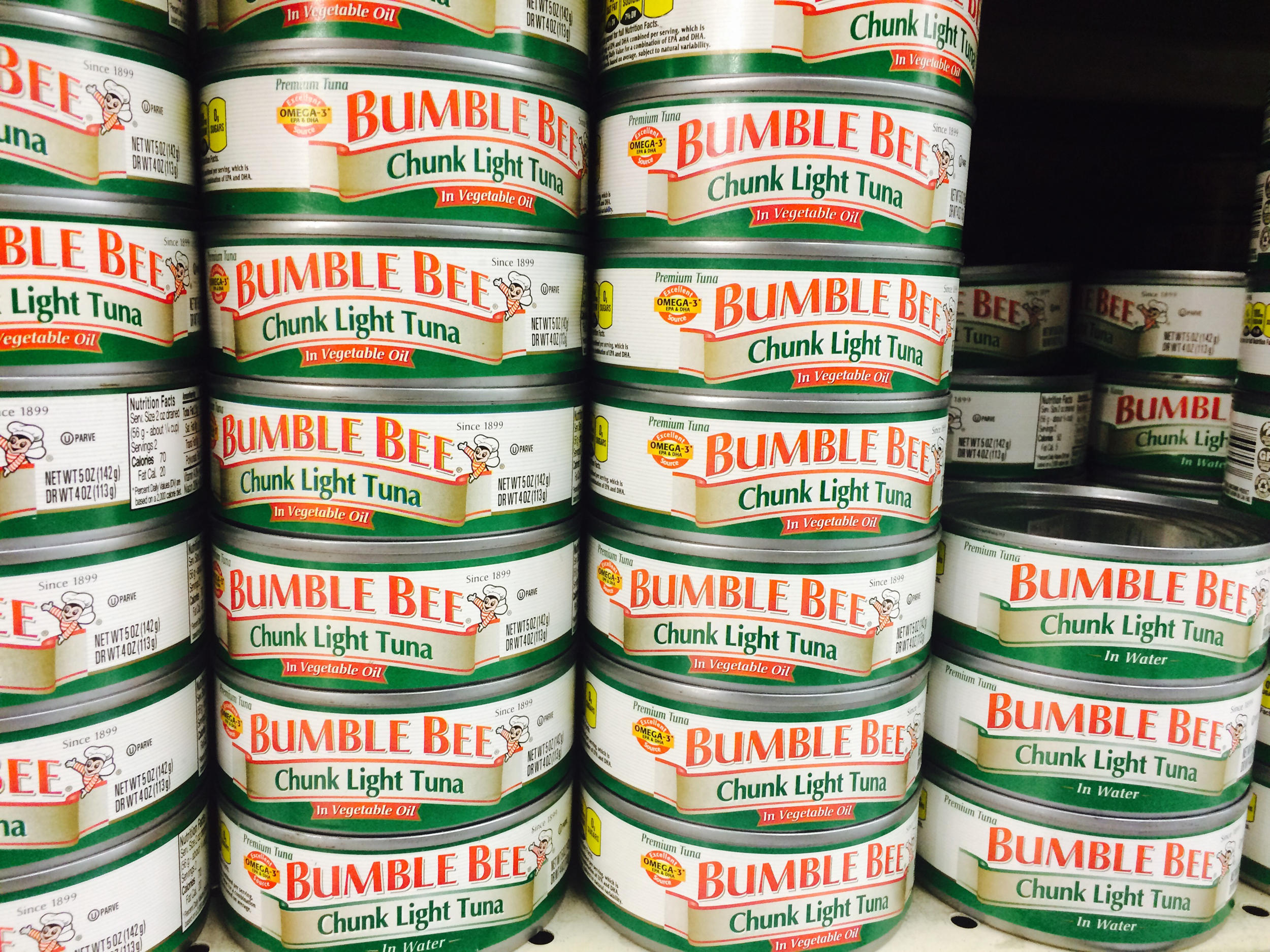 Bumble Bee files for bankruptcy after $25M fine for tuna price fixing