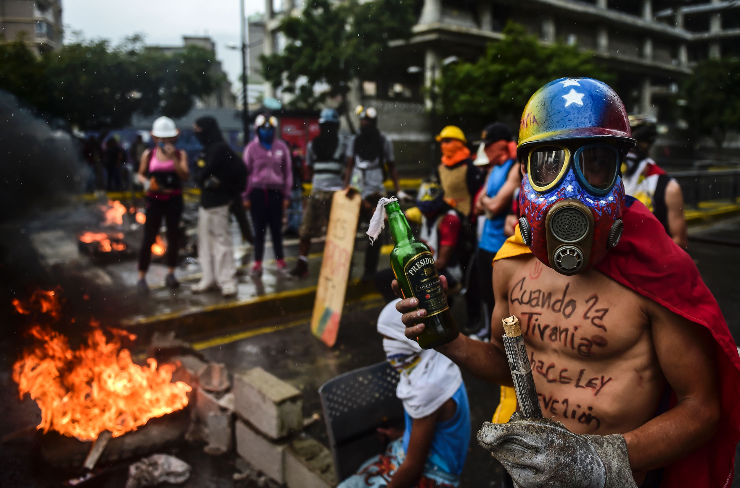 As Venezuela's economy struggles, some of its citizens turn to a ...