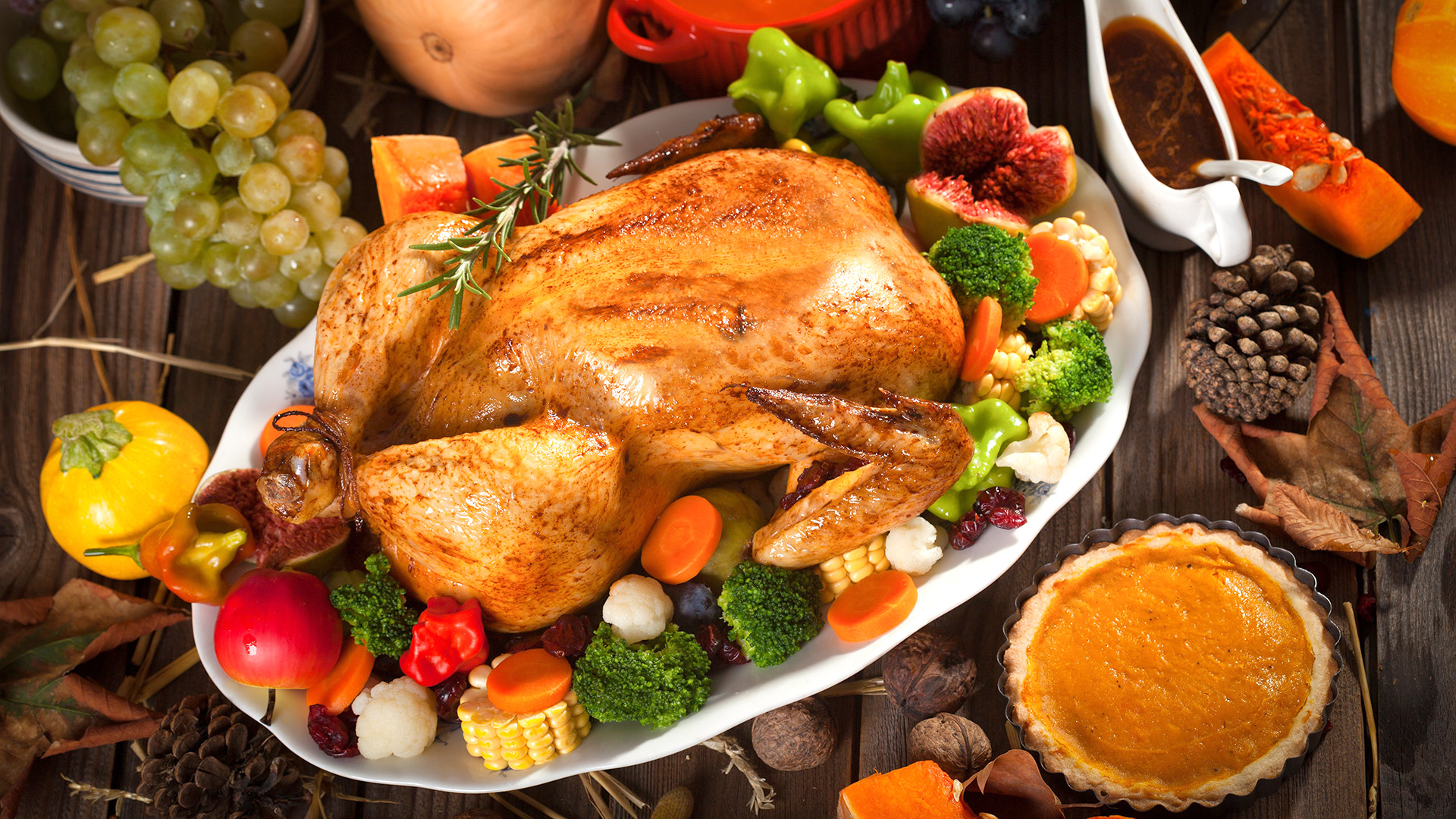 What Is In Turkey That Makes You Sleepy The Truth About Tryptophan