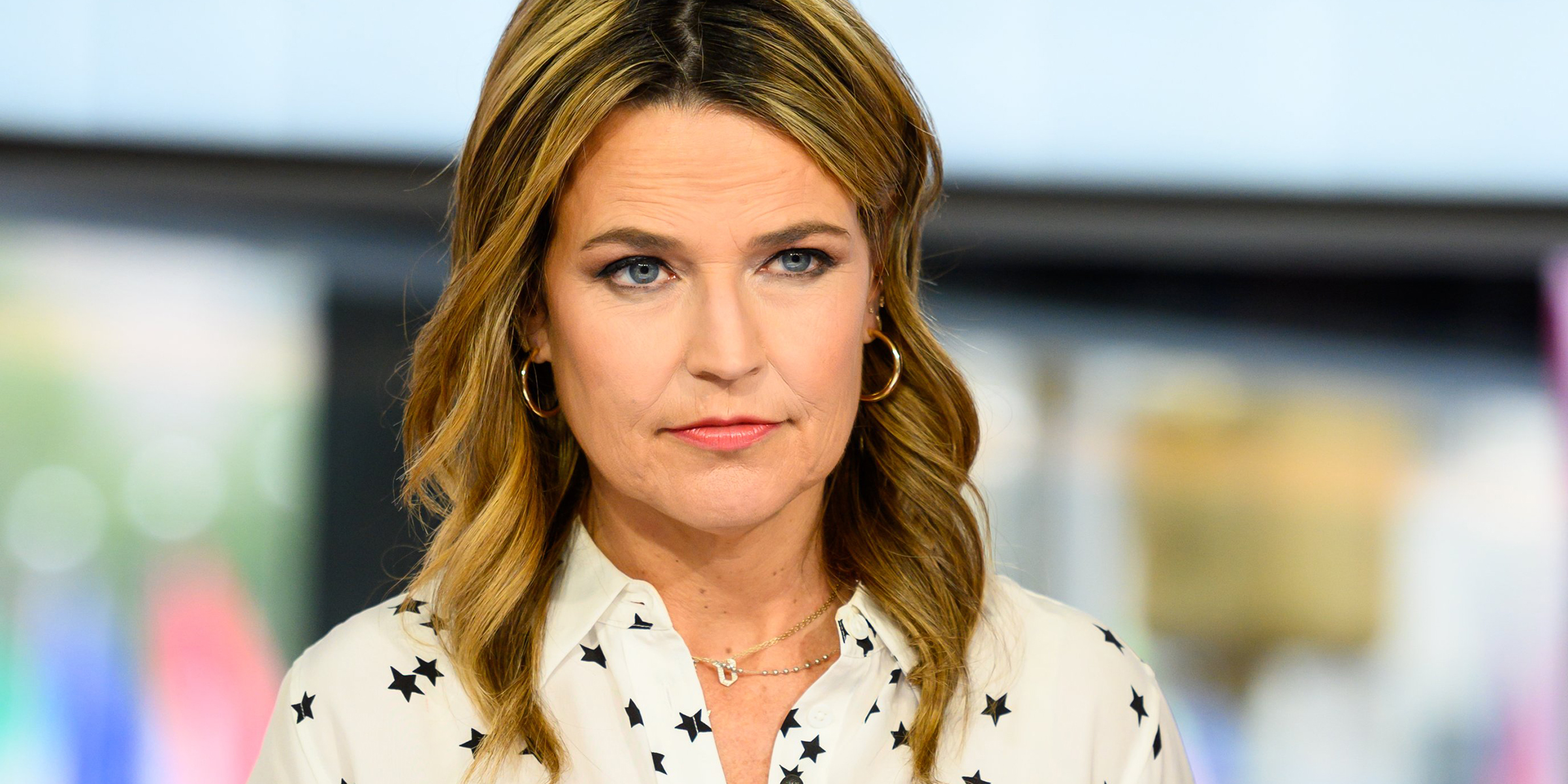 Savannah Guthrie Opens Up About Eye Injury After Accident With Son S Toy Train