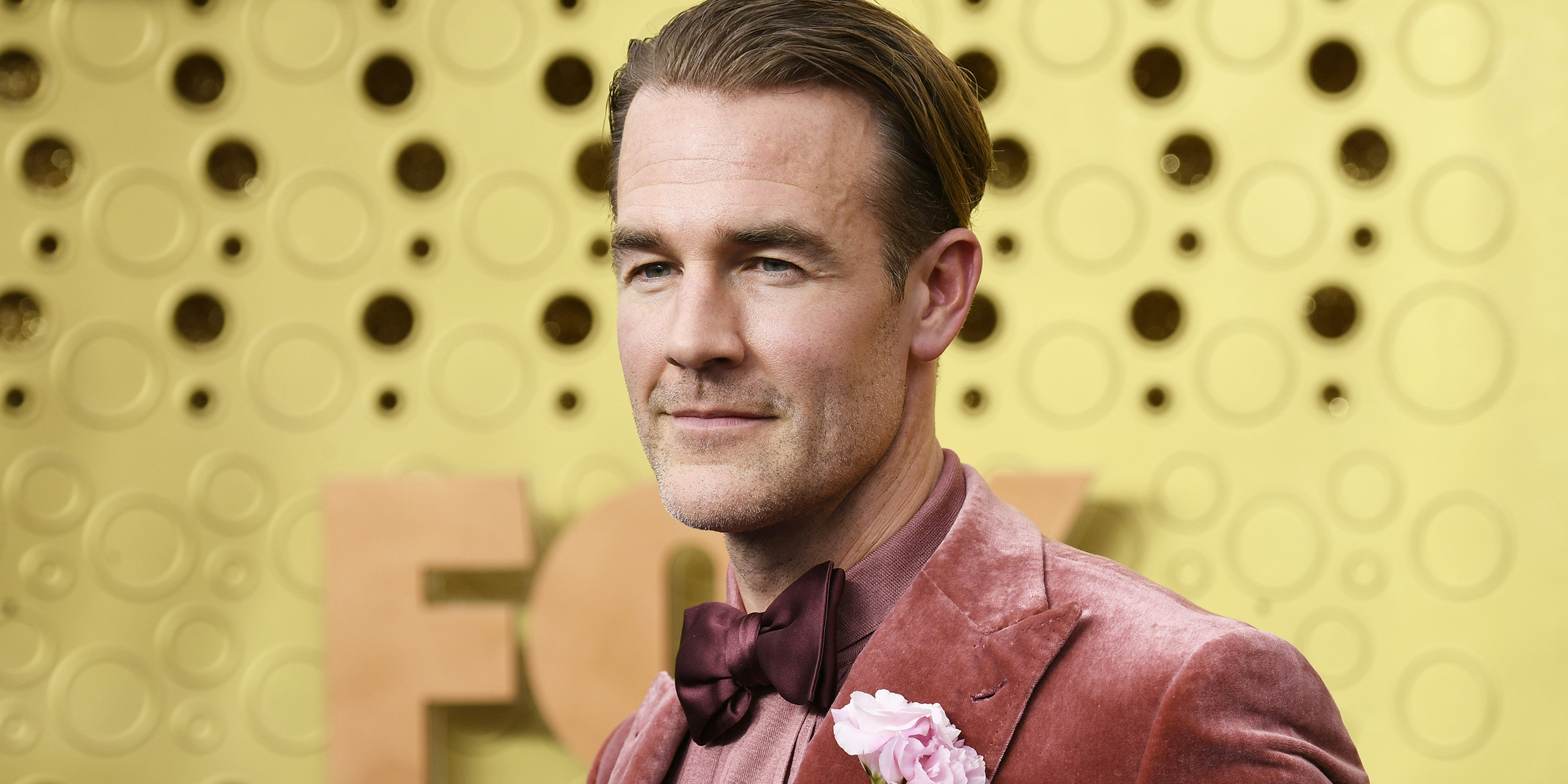 James Van Der Beek proudly shows off his ripped transformation