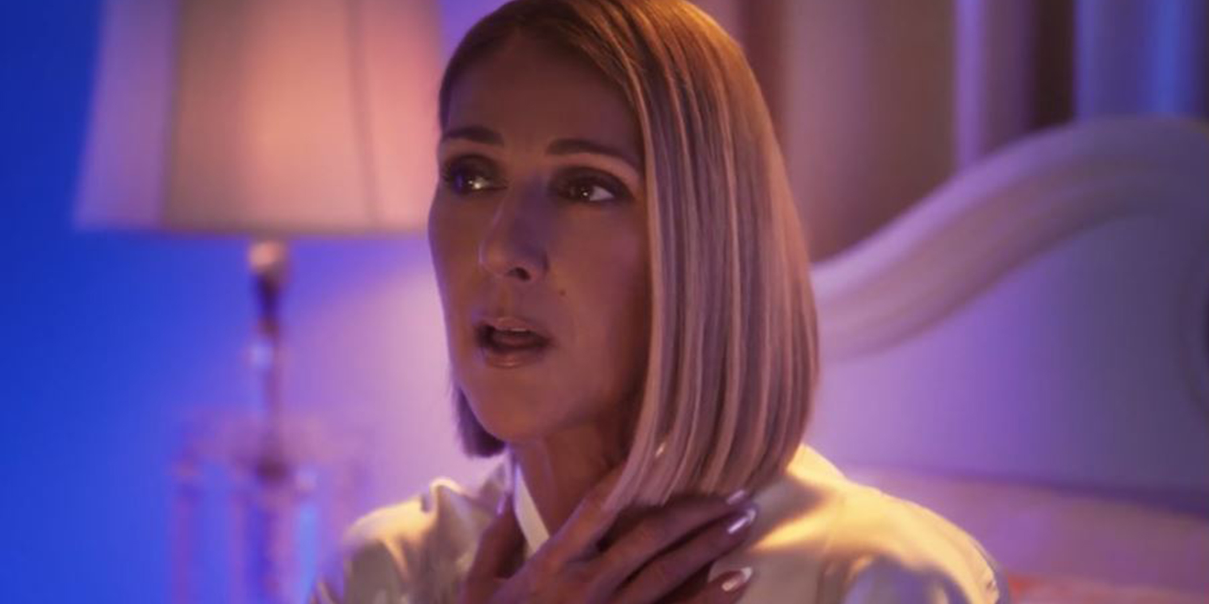 Celine Dion Re Creates It S All Coming Back To Me Now Video