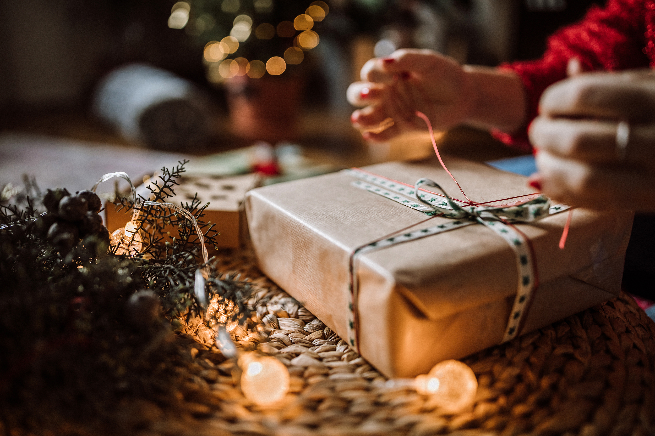 holiday waste with these recycling tips