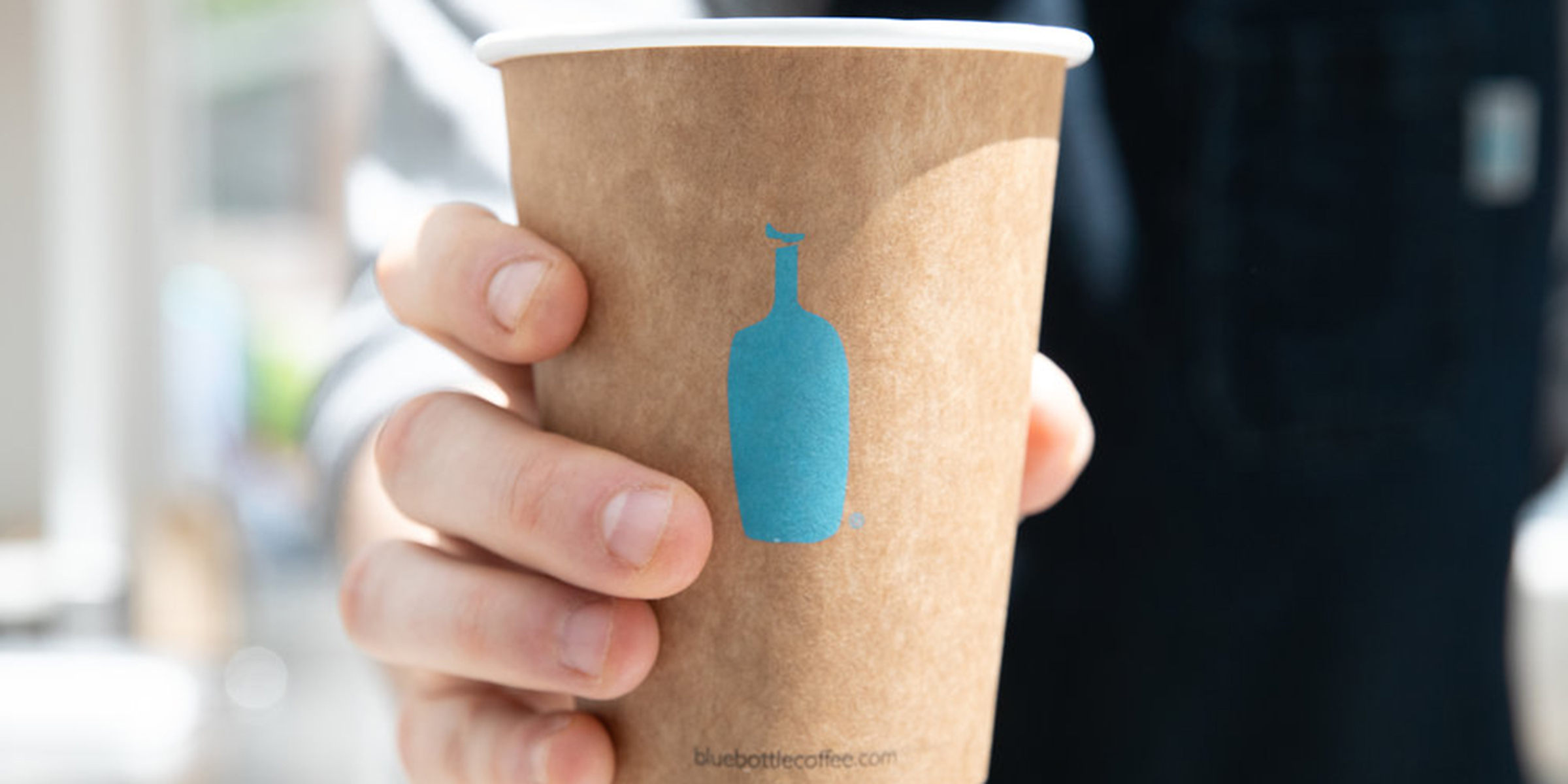 Coffee Chain Blue Bottle Aims To Eliminate Paper And Plastic Cups