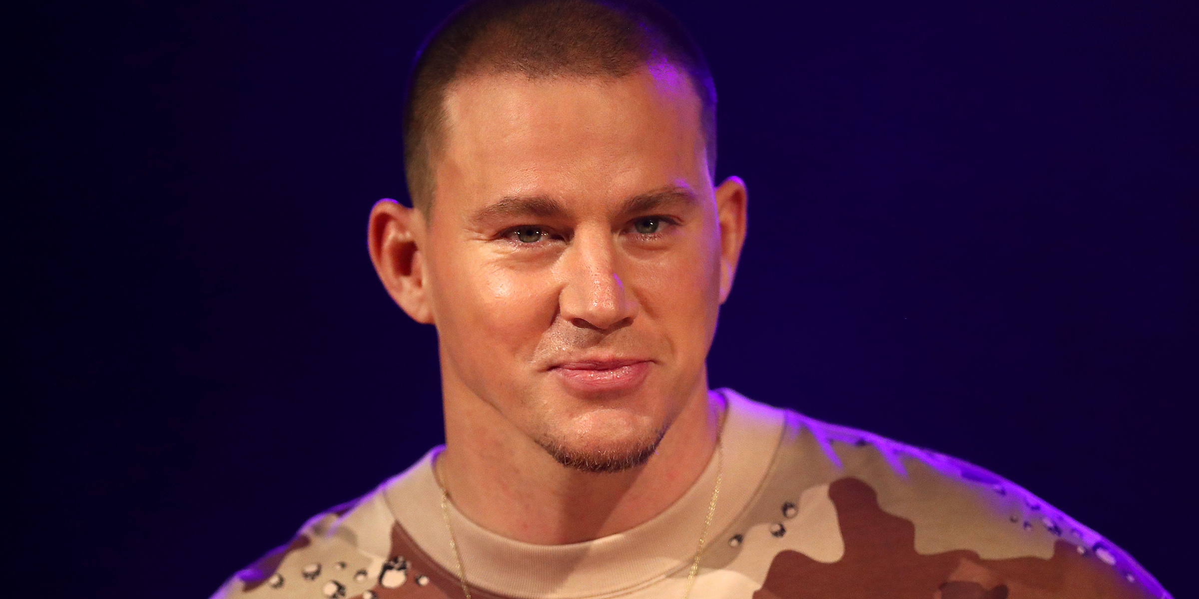 Channing Tatum's daughter boxes with her dad in rare video