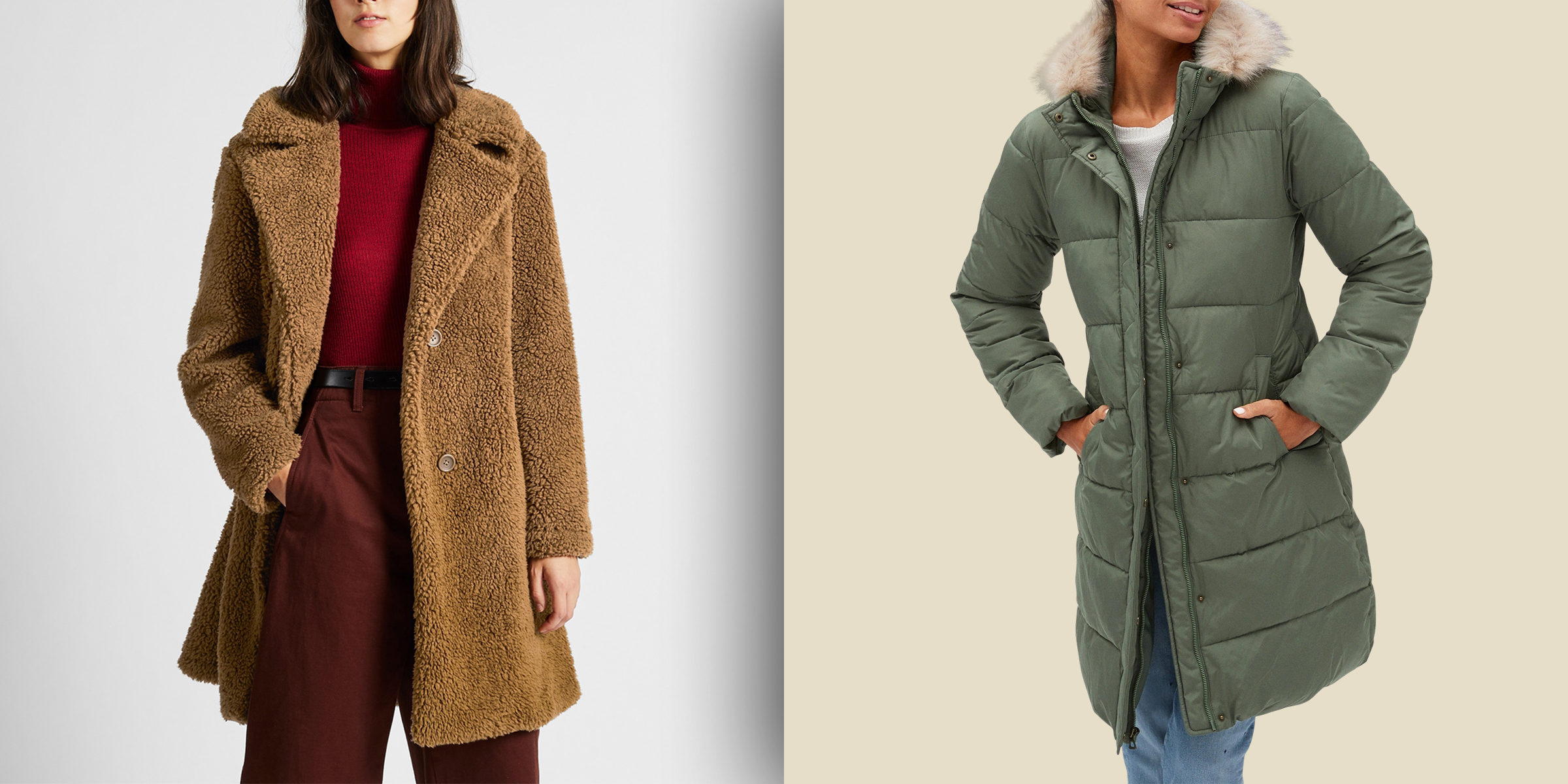 Best winter coats for women under $150