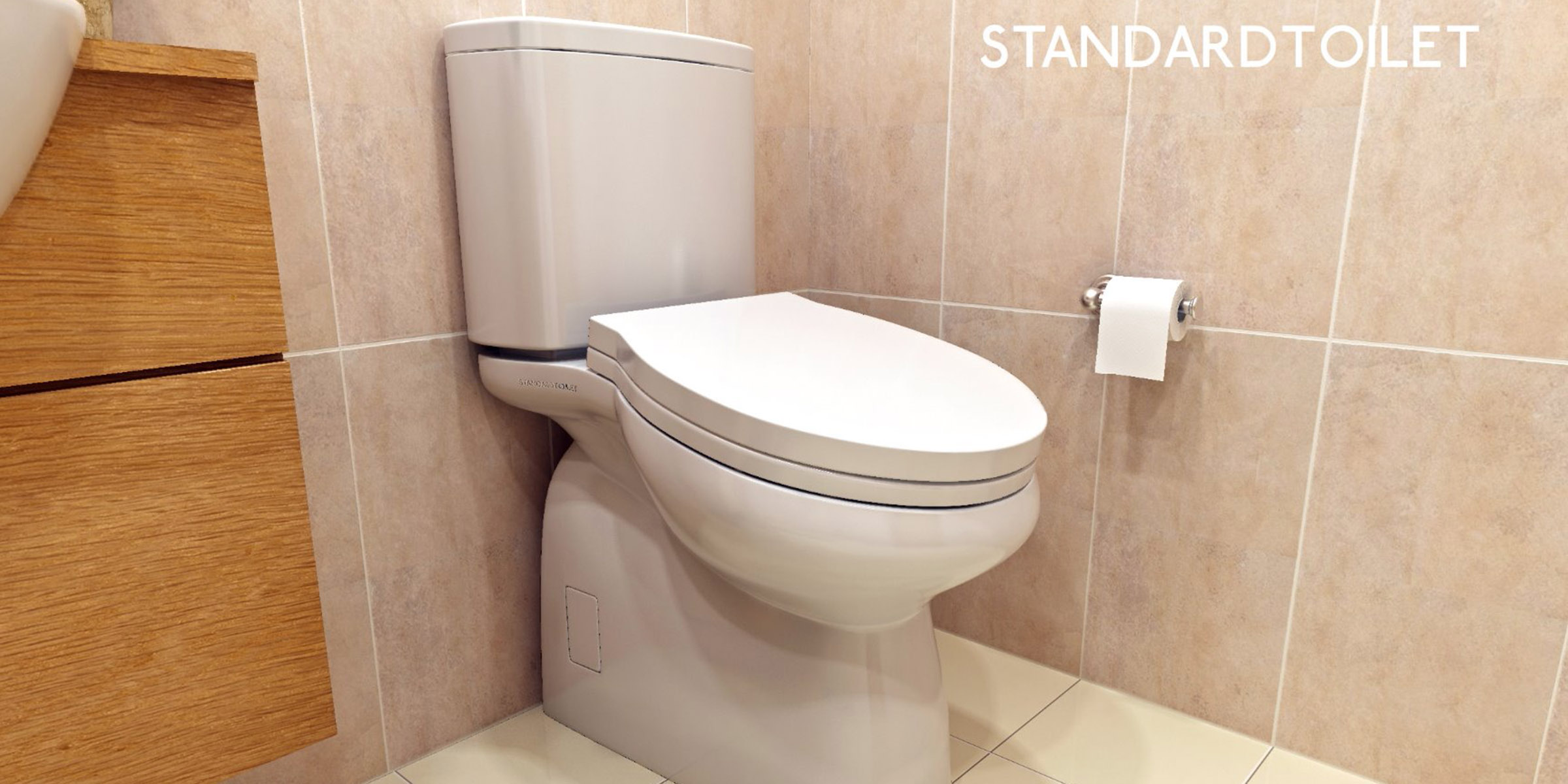 New Toilet Design Aims To Cut Time In The Bathroom