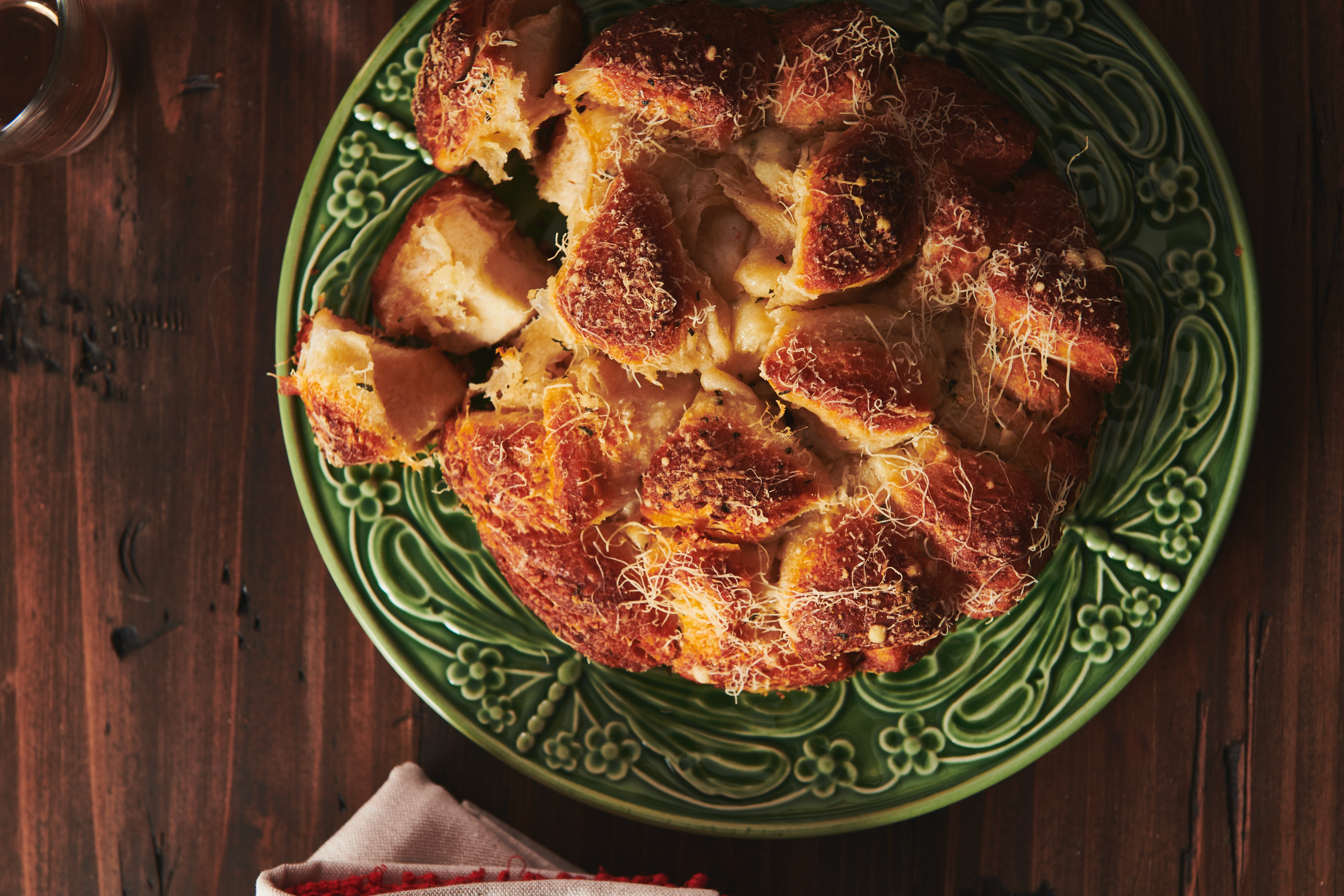 Transform Ho Hum Refrigerated Biscuits Into This Garlicky Oregano Monkey Bread