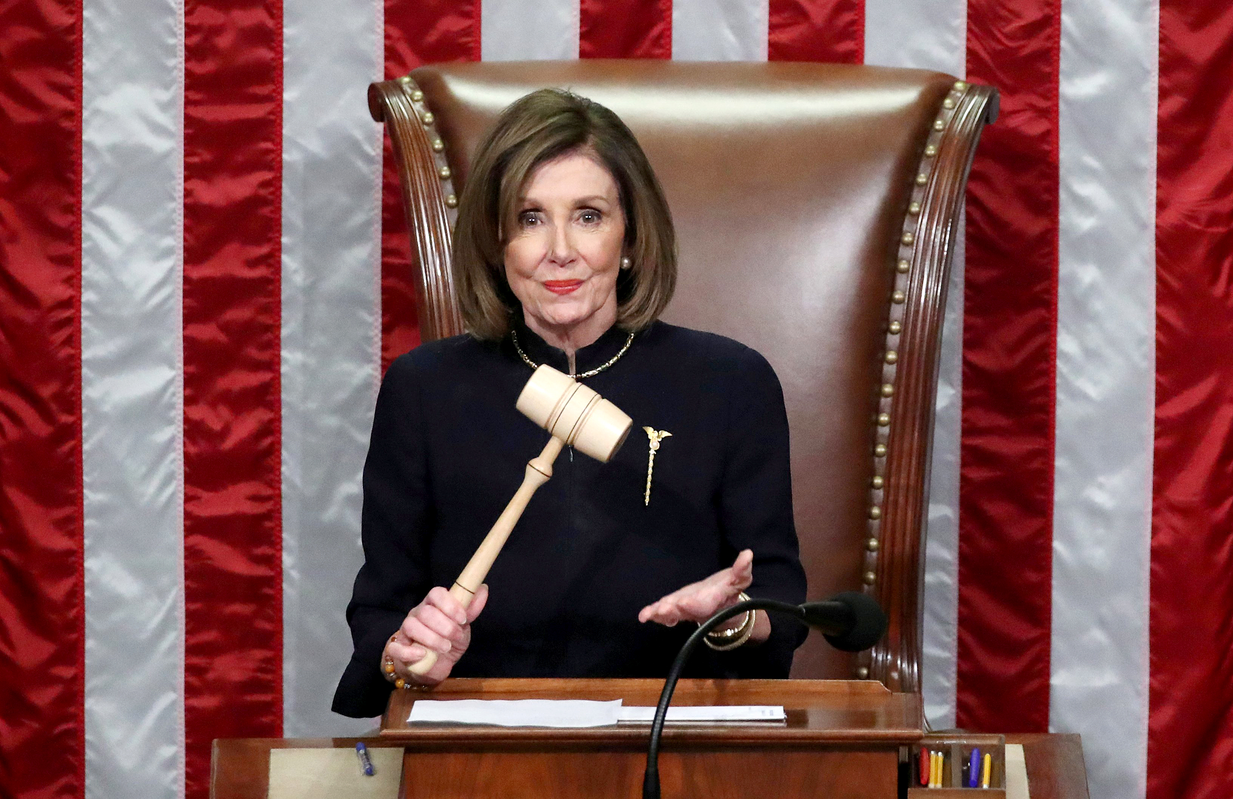 Nancy Pelosi was right about Trump's impeachment (and Democrats were wrong)