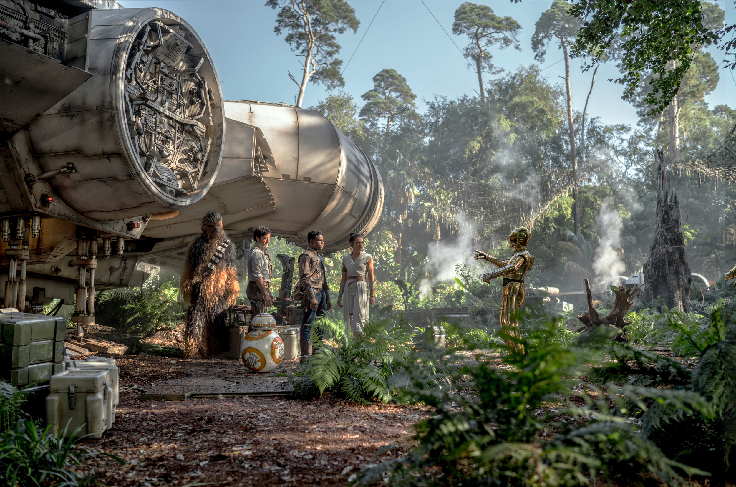 After Star Wars The Rise Of Skywalker Where Does Disney And The Franchise Go From Here