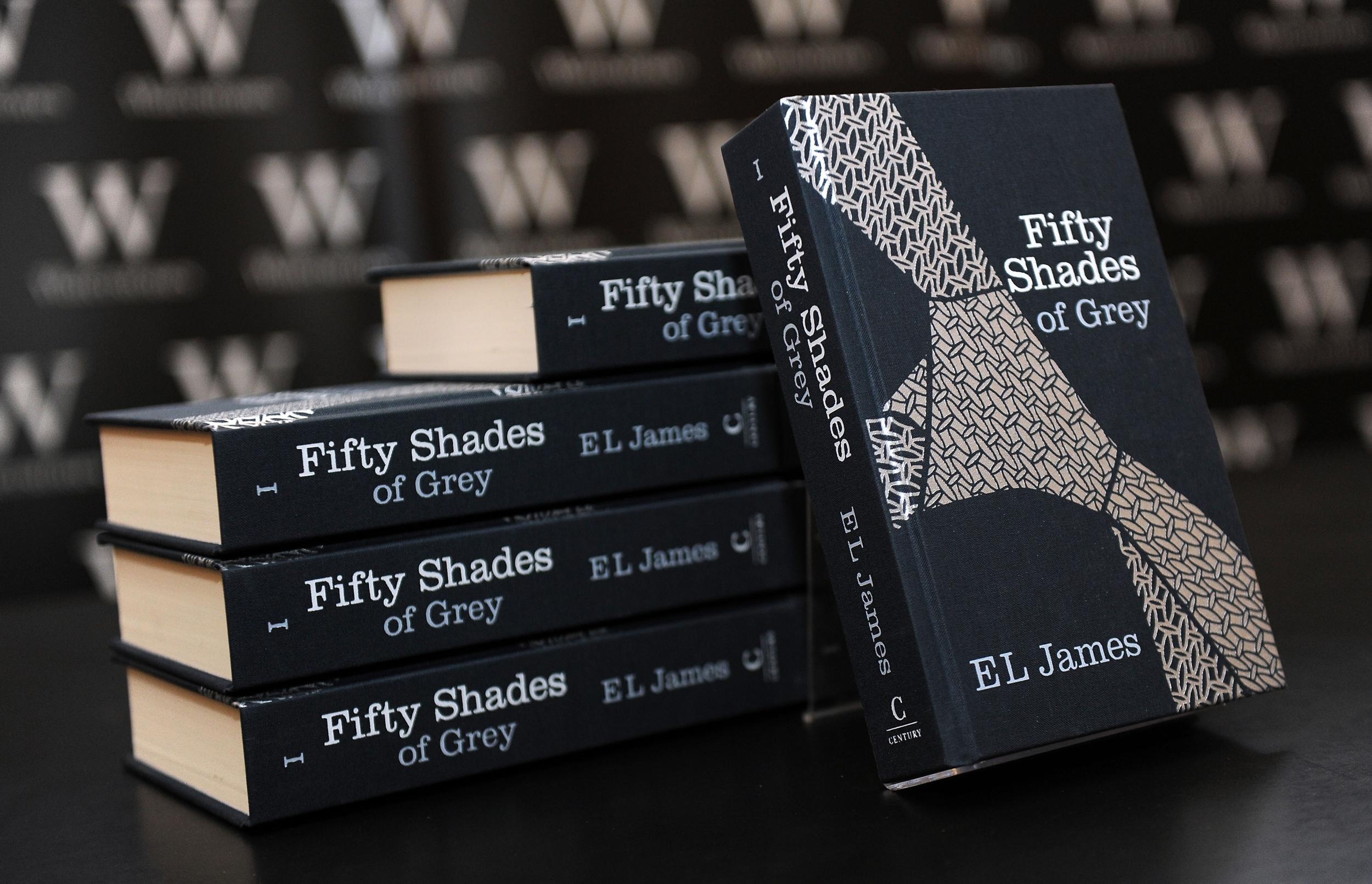 Grey schades of Fifty Shades