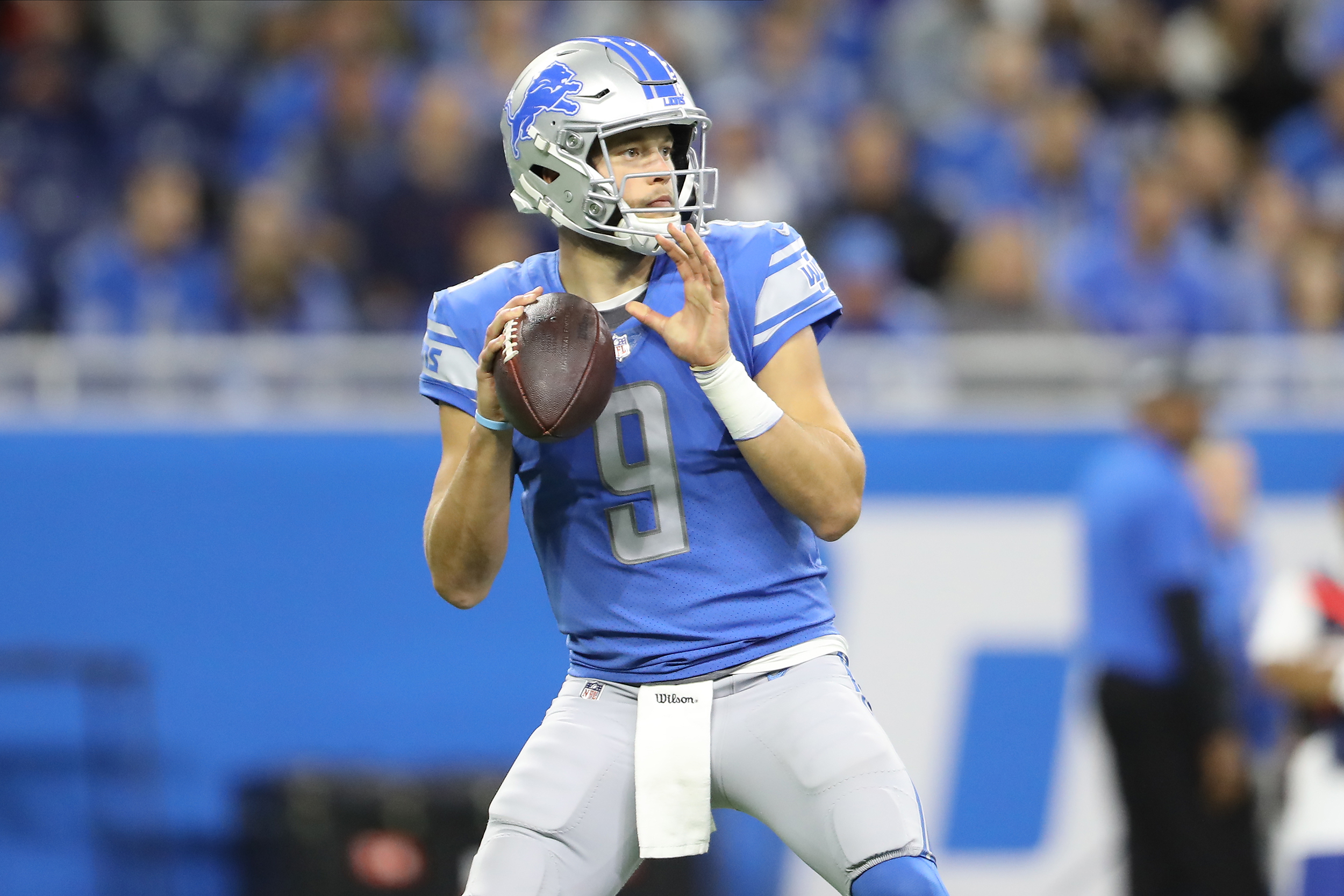 Nfl S Matt Stafford Surprises Fans Who Recently Lost Their Father