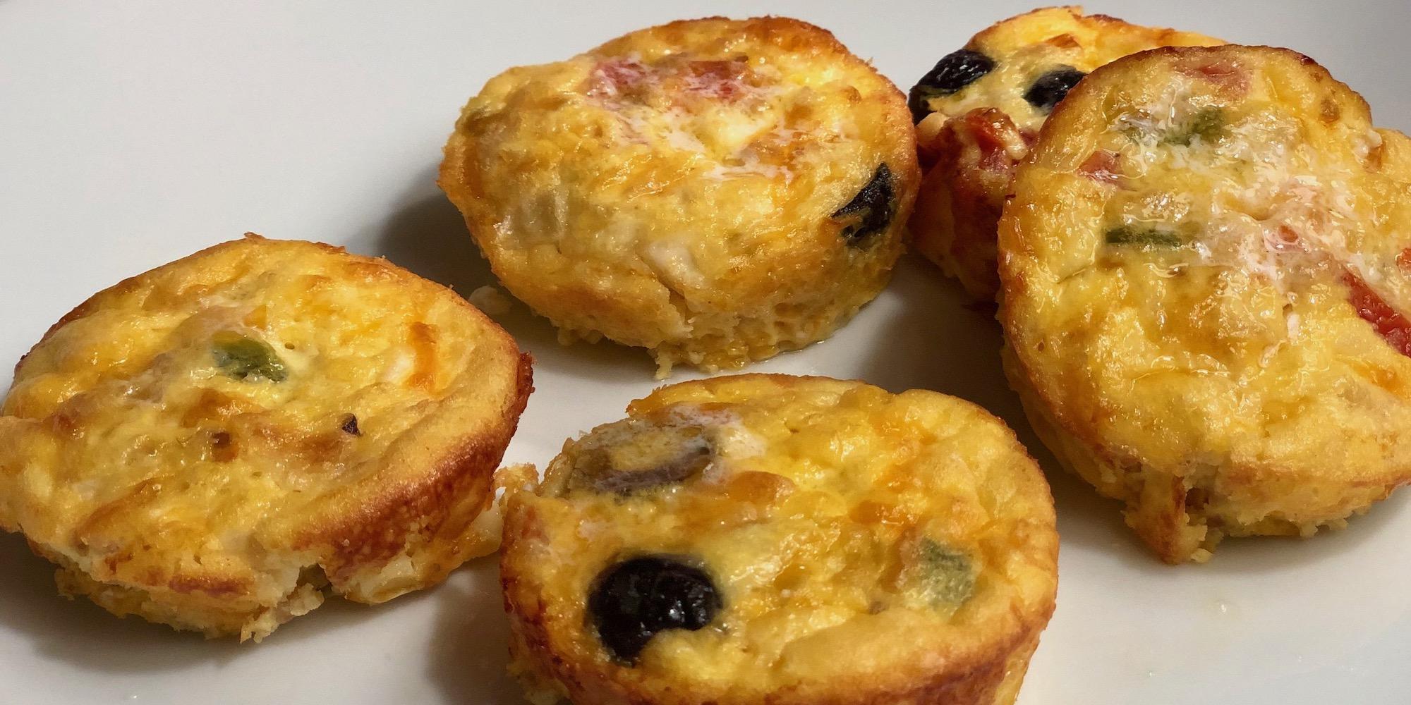 Keto Cheesy Breakfast Egg Bites Today Com