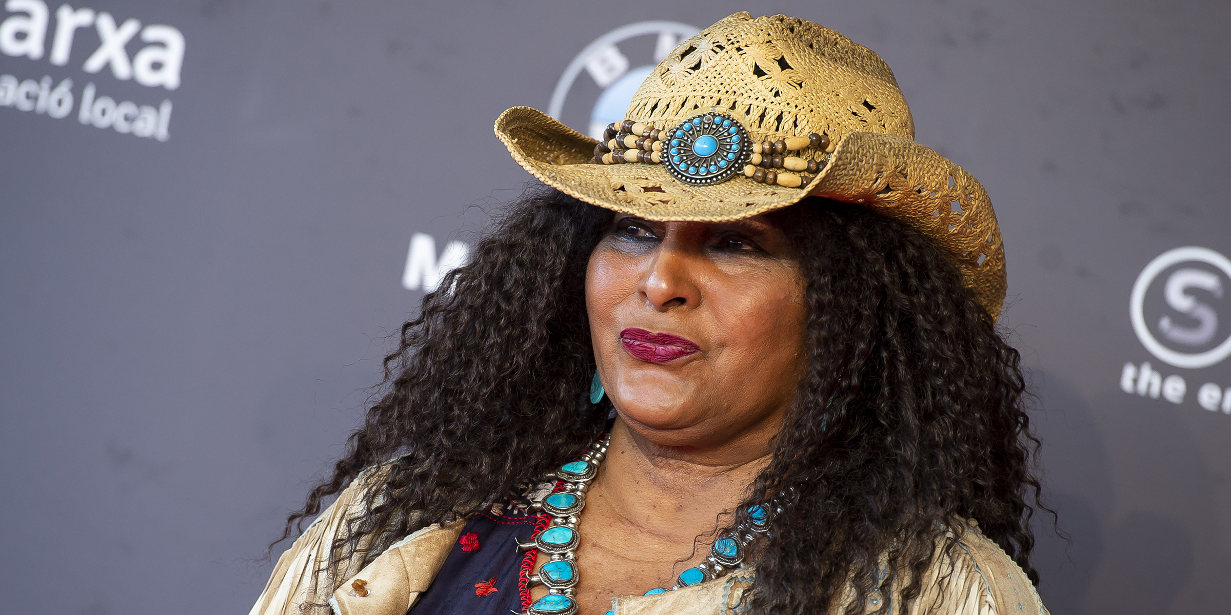 Pam Grier addresses stage 4 cancer rumors