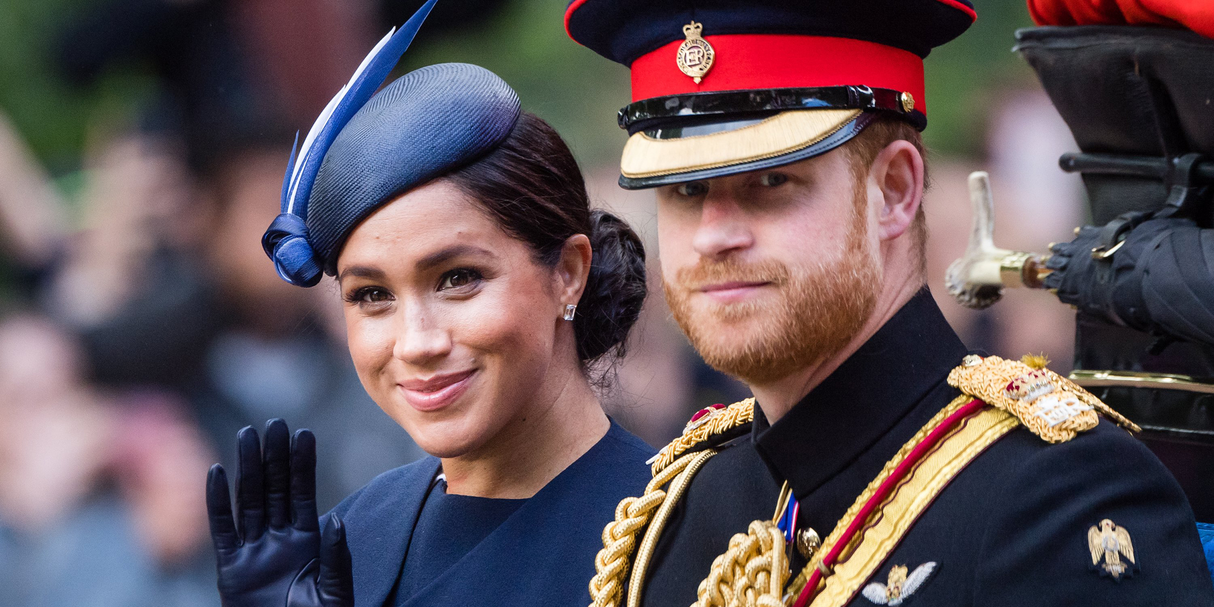 Prince Harry breaks silence on royal exit, defends Meghan Markle